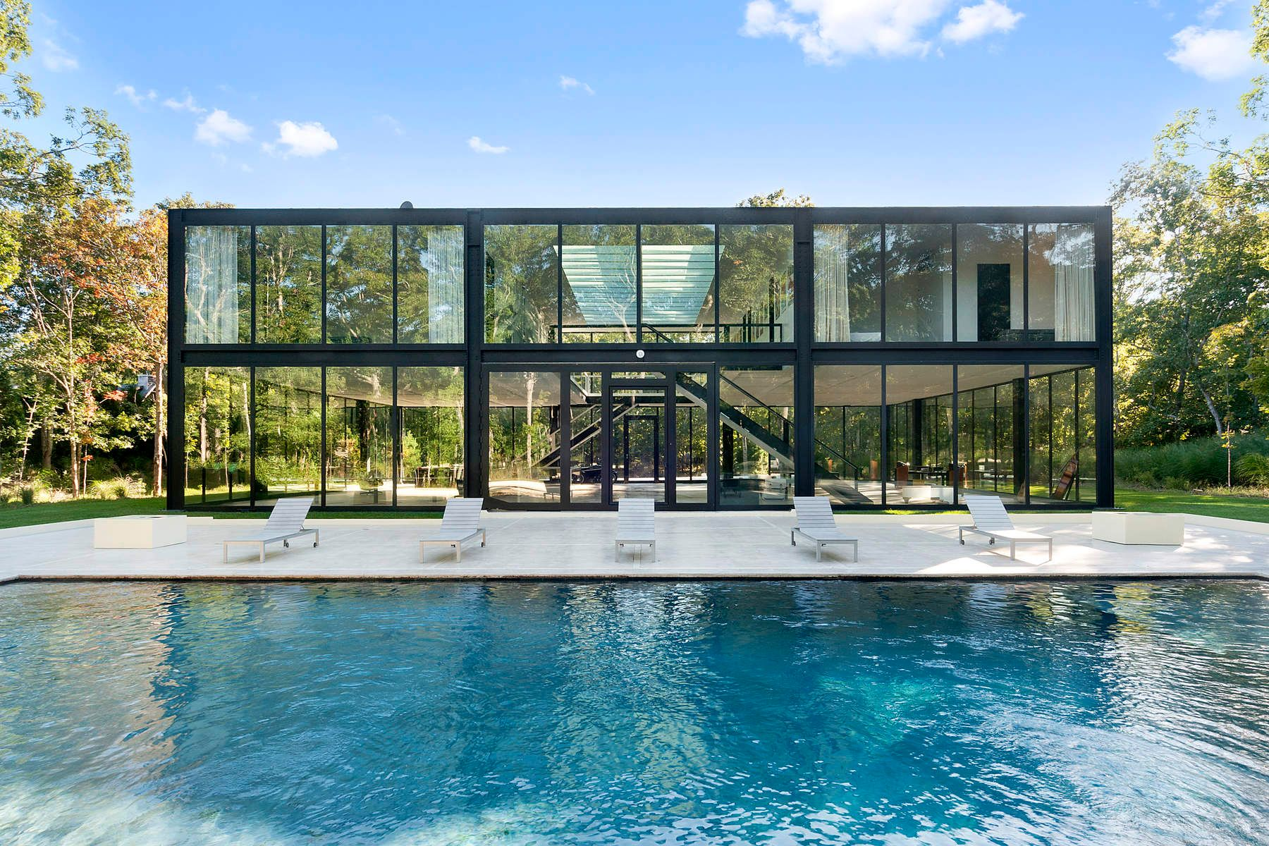 Single Family Home for Active at Live, Entertain, Showcase Events 145 Neck Path East Hampton, New York 11937 United States