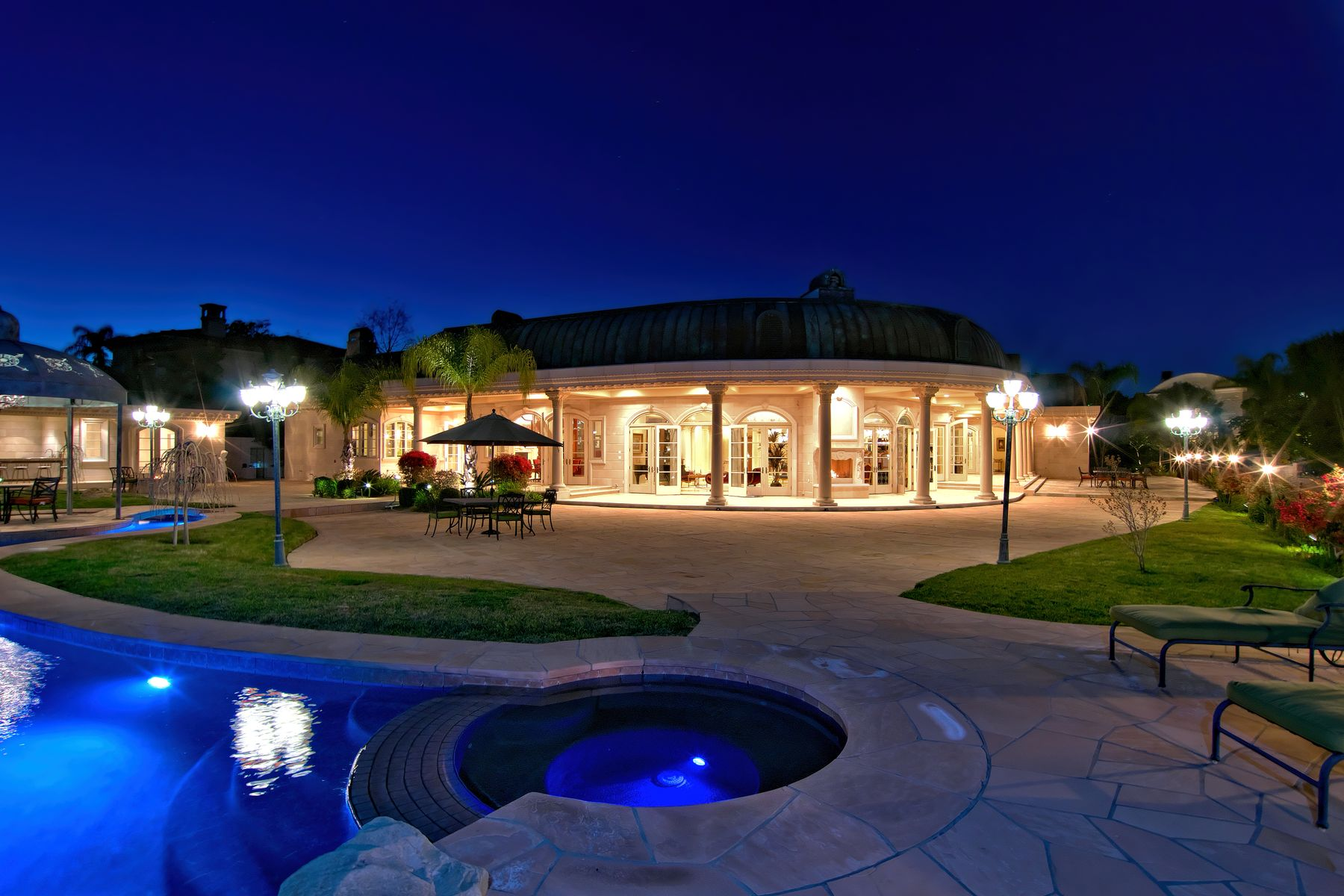 Other Residential Homes for Sale at Marvelous Mulholland Park Masterpiece 19010 Ashurst Lane Tarzana, California 91356 United States