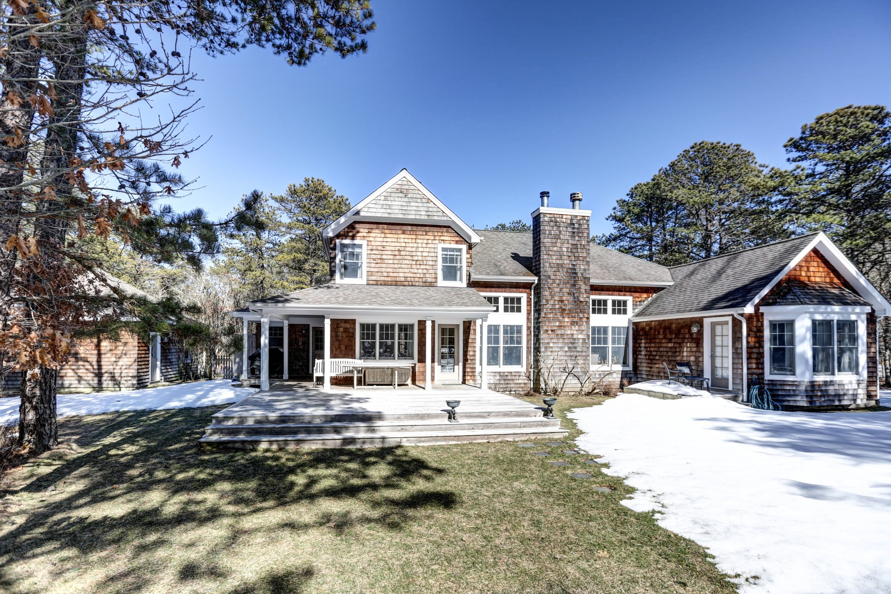 Single Family Home for Rent at WAINSCOTT WITH TENNIS! Wainscott, New York 11975 United States