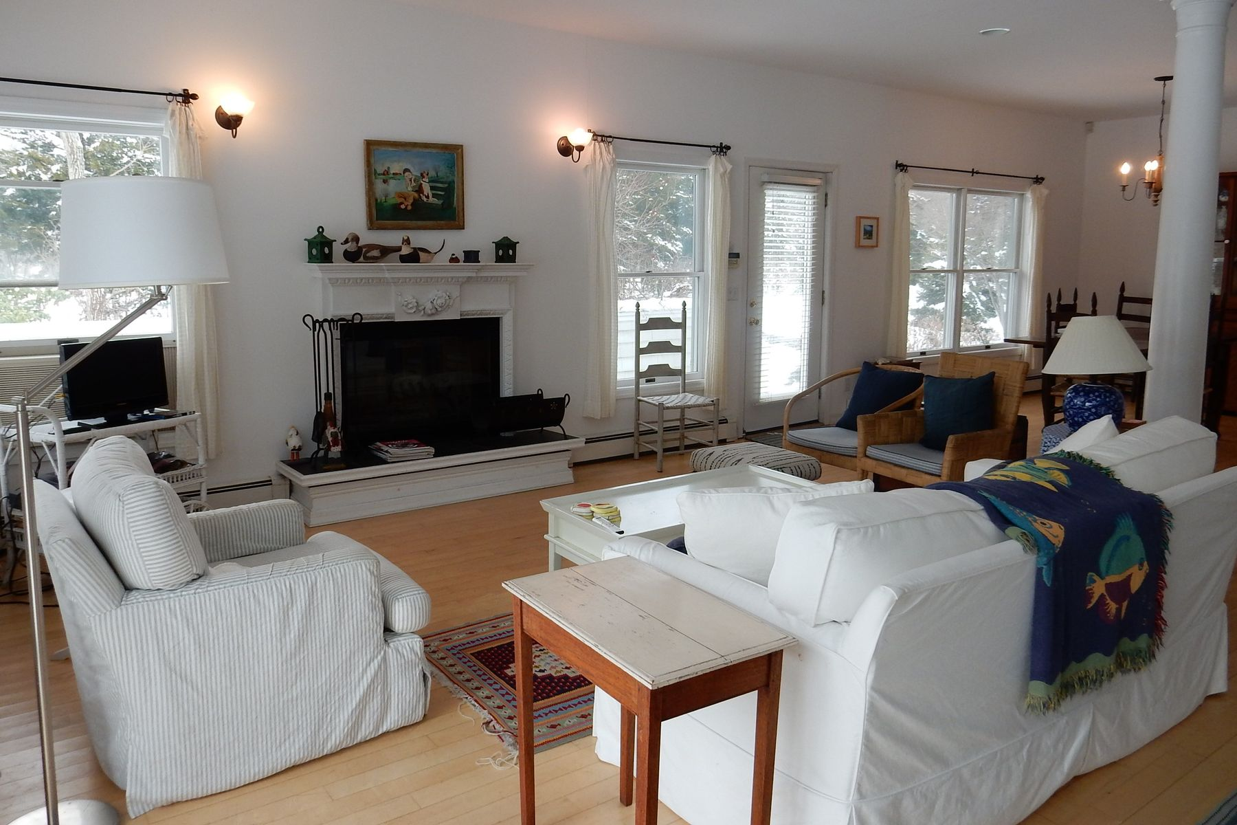 Single Family Home for Rent at Sagaponack North Pool and Tennis Sagaponack, New York 11962 United States
