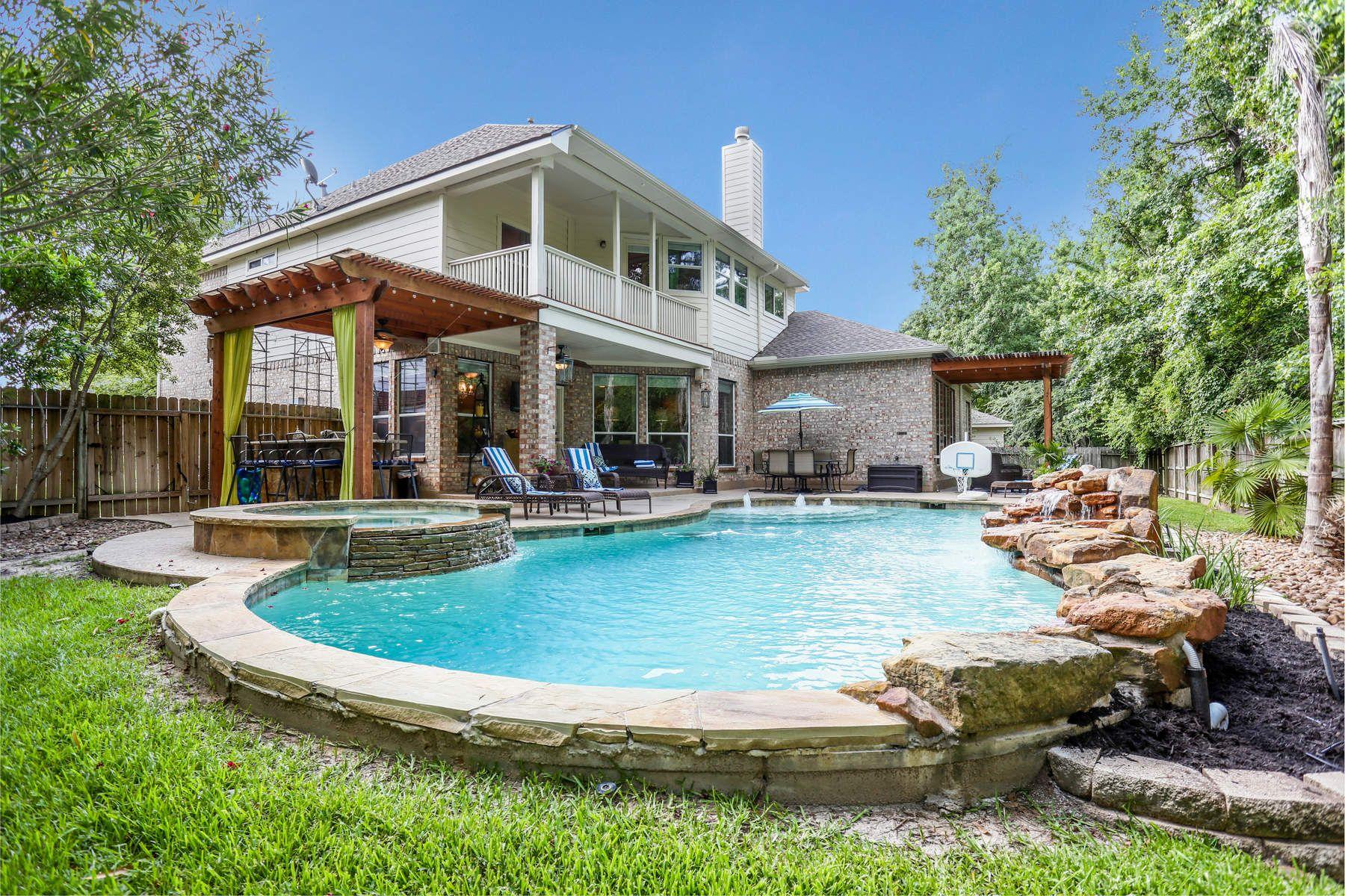 Eensgezinswoning voor Verkoop een t 27 Brywood Place 27 Brywood Place Spring, Texas 77382 Verenigde Staten