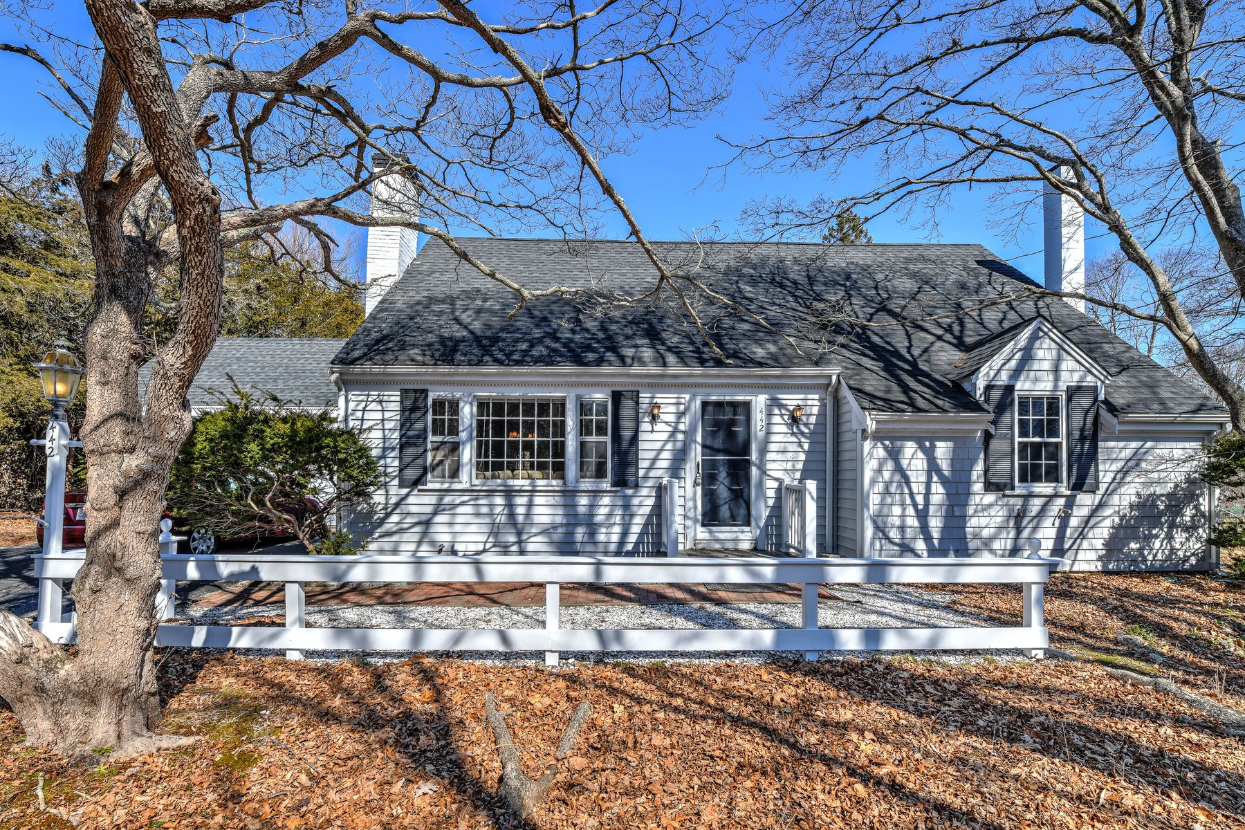 Single Family Home for Active at Cape Close to Craigville Beach 442 Pine Street Centerville, Massachusetts 02632 United States