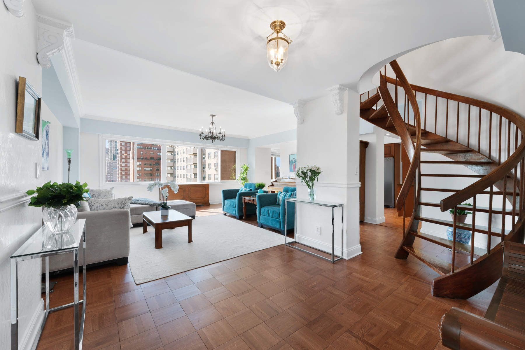 Co-op for Sale at 401 East 86th Street, Apt. 16C/17CD 401 East 86th Street Apt 16C/17CD, Upper East Side, New York, New York, 10028 United States
