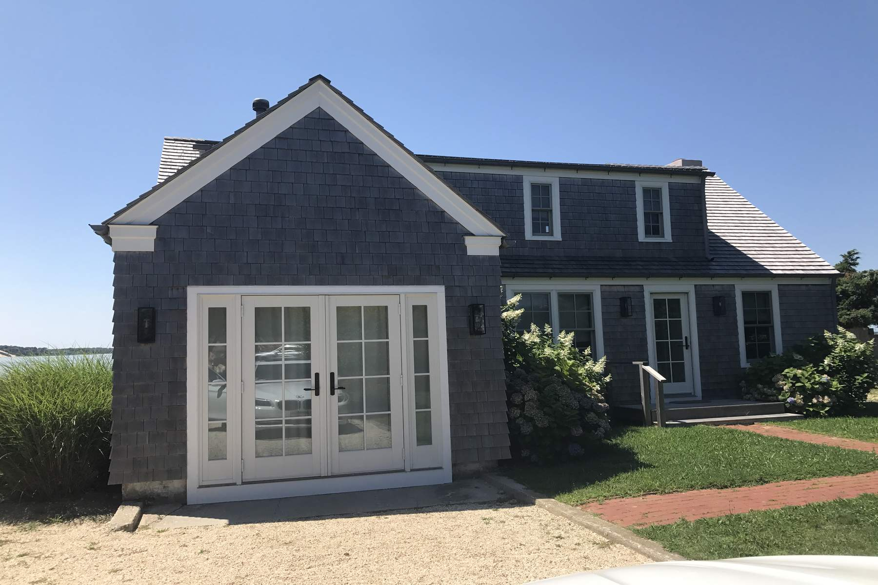Single Family Home for Rent at Beach Chic Personified 41 East Beach Drive Southampton, New York 11968 United States