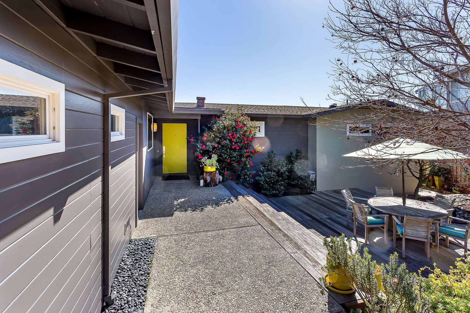 Single Family Home for Active at Indoor/Outdoor Belmont Living 2417 Read Ave Belmont, California 94002 United States