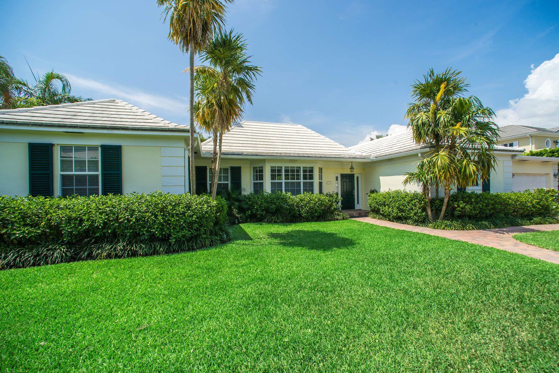 Vivienda unifamiliar por un Alquiler en 230 Plantation Rd 230 Plantation Rd Palm Beach, Florida 33480 Estados Unidos