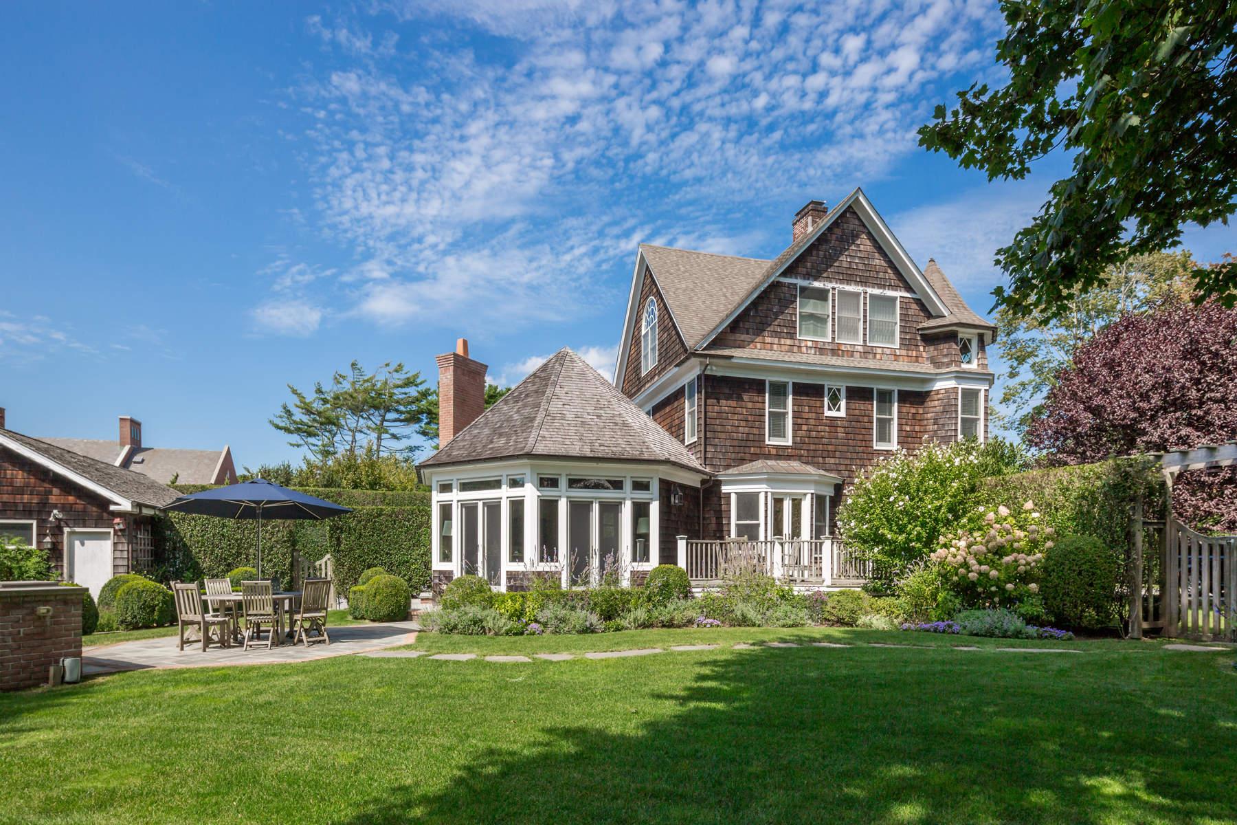 single family homes for Rent at Near The Ocean In Amagansett 30 Meeting House Lane Amagansett, New York 11930 United States