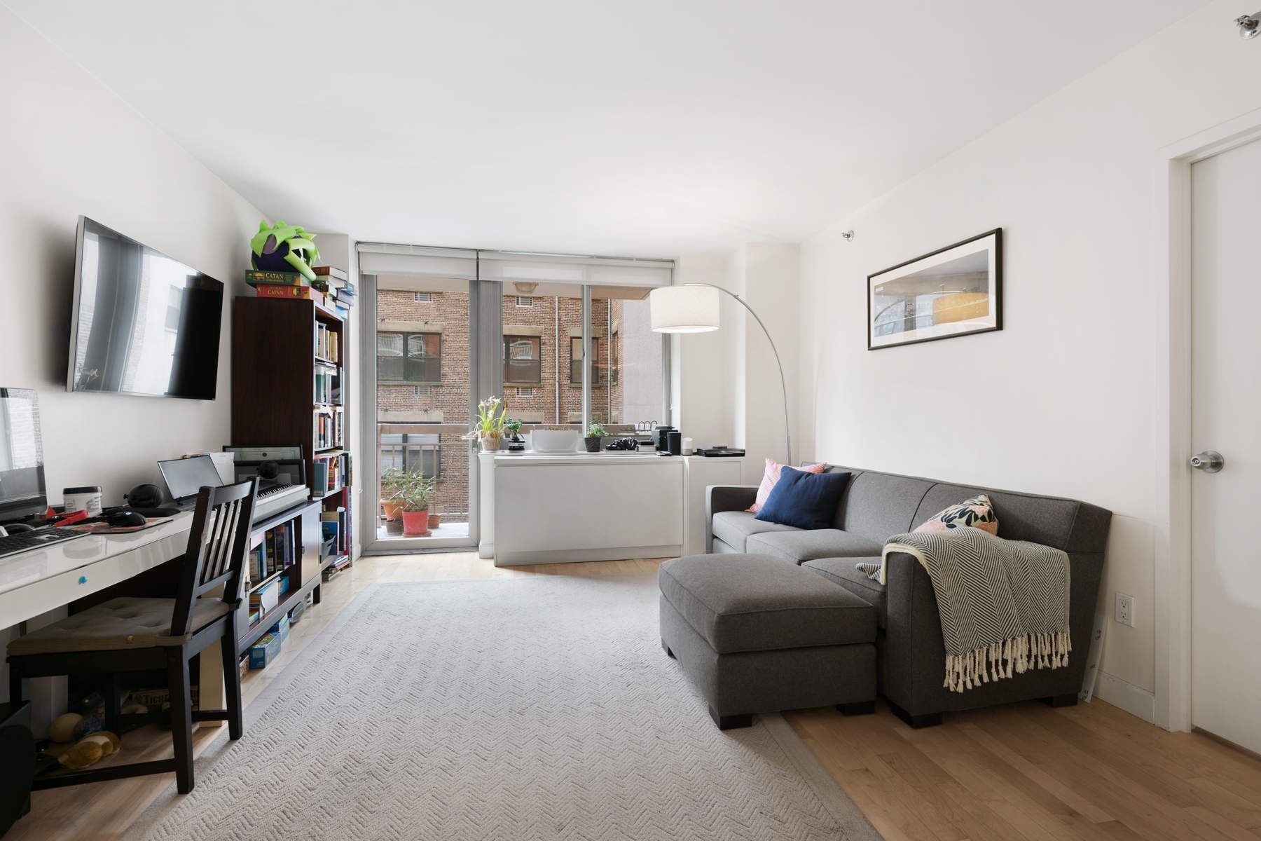 Apartment for Sale at Chelsea High Line 2Bd/2Bth w/ Balcony 520 West 23rd Street Apt 6B, Chelsea, New York, New York, 10011 United States