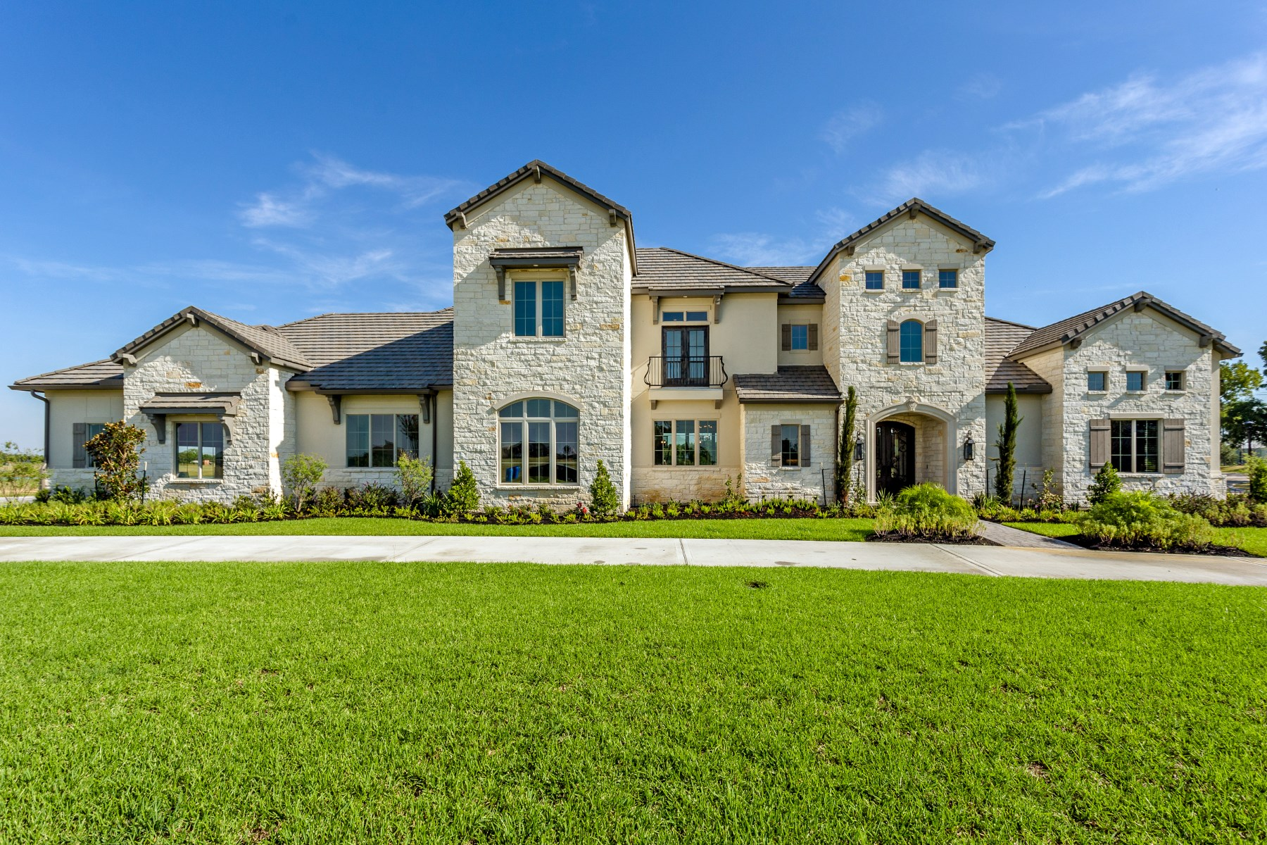 Single Family Home for Sale at 136 Tige Point Drive 136 Tige Point Drive Katy, Texas 77493 United States