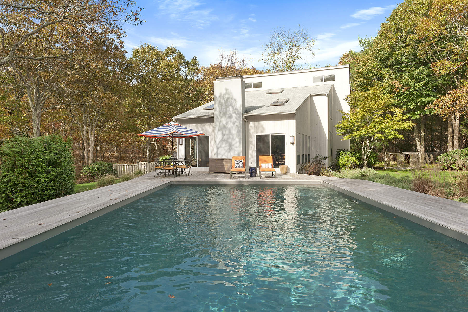 Single Family Home for Rent at Gorgeous Private Setting 752 Sagg Road Sagaponack, New York 11962 United States