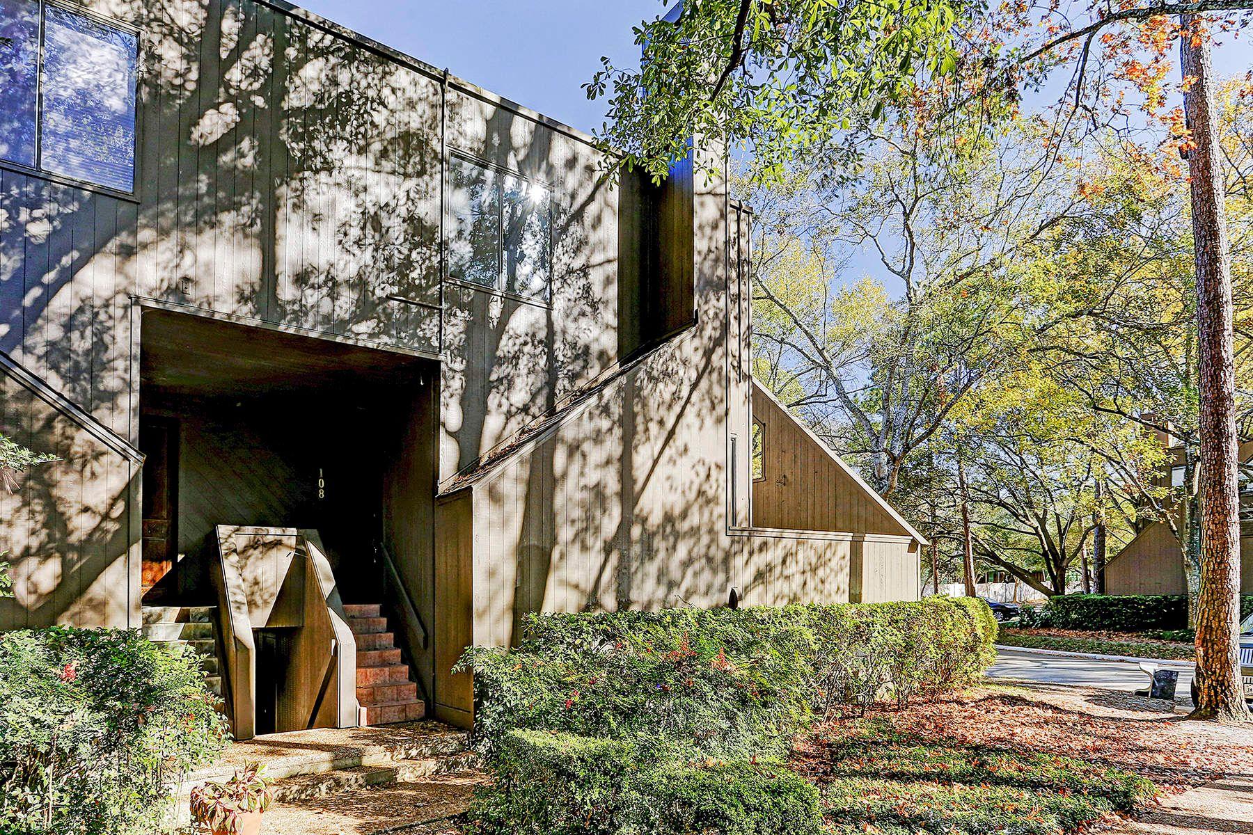 تاون هاوس للـ Sale في 108 Litchfield Lane Memorial, Houston, Texas, 77024 United States