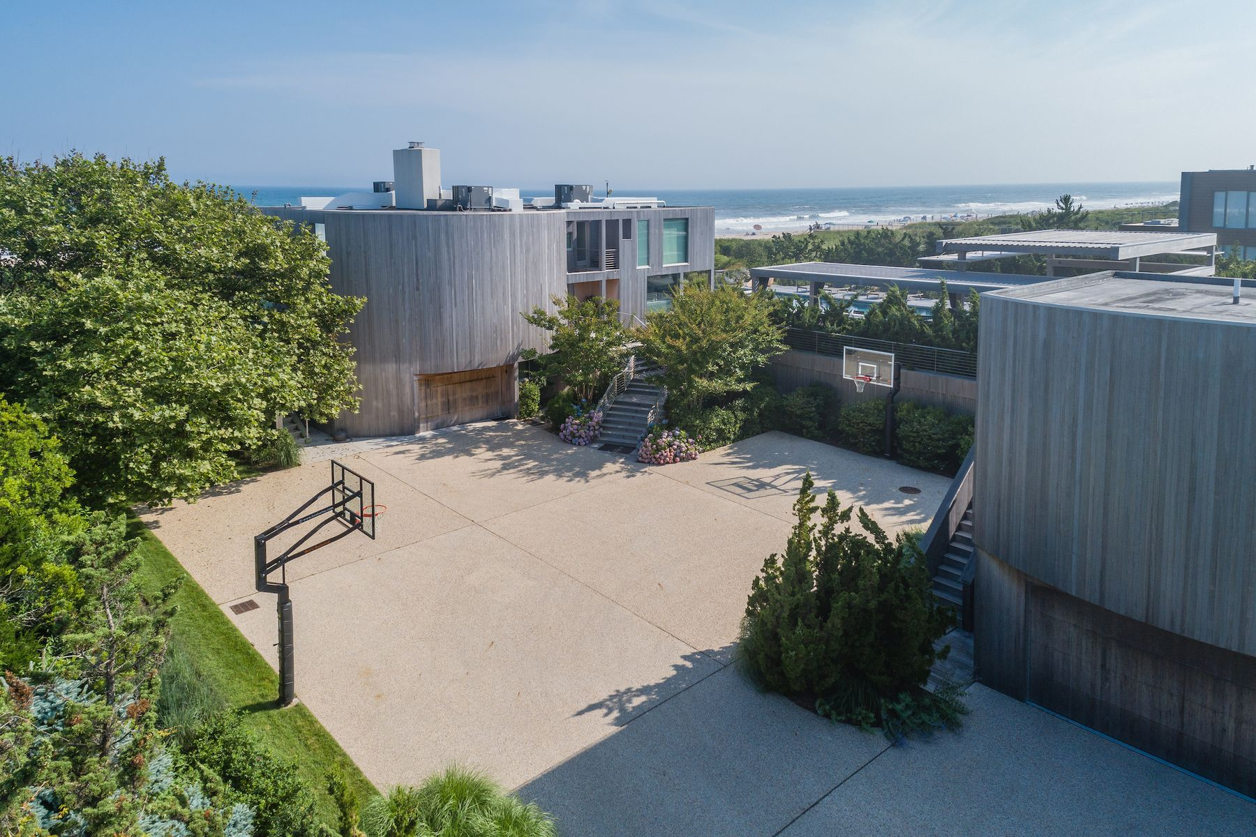 Single Family Home for Active at The Best of The Best Oceanfront 67 Surfside Road Bridgehampton, New York 11932 United States