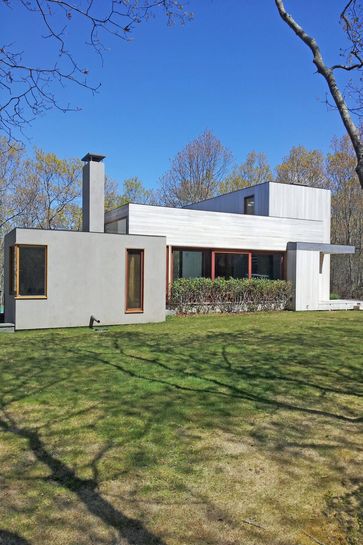 Single Family Home for Rent at Sleek Modern- Sagaponack North Sagaponack, New York 11962 United States