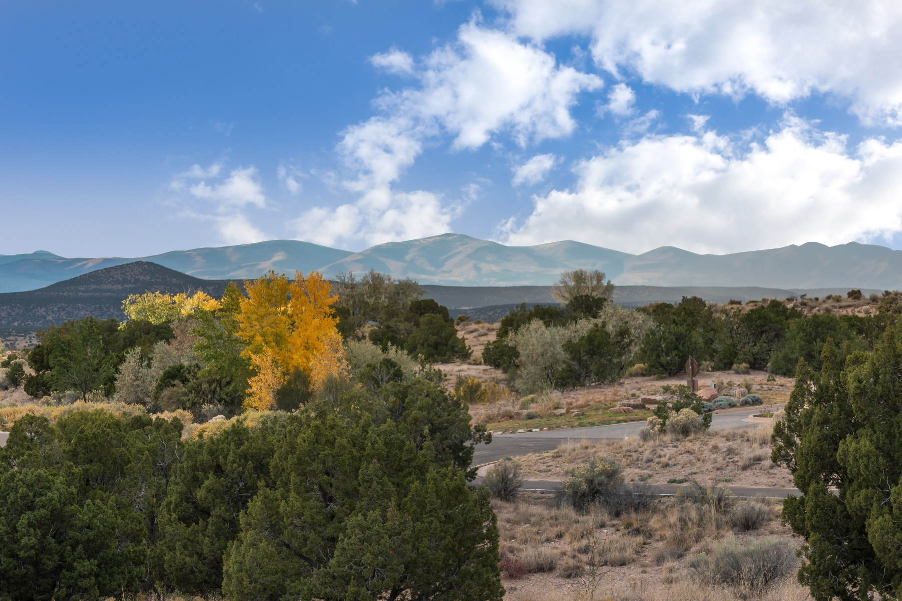 Land for Sale at 3 Silver Mesa Court, Lot 5 Santa Fe, New Mexico, 87506 United States