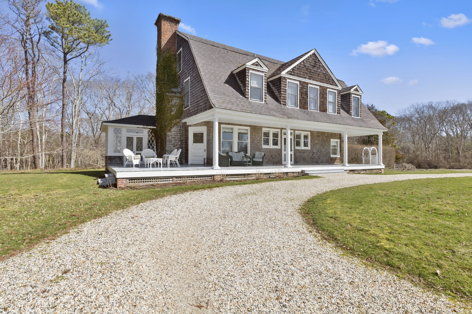 Single Family Home for Rent at East Hampton Pond View East Hampton, New York 11937 United States