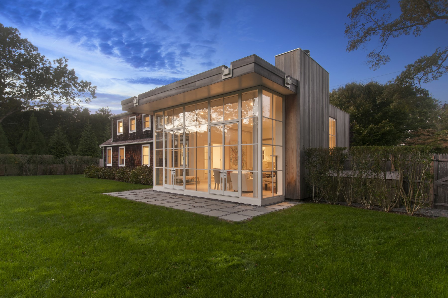 Single Family Home for Rent at Minutes To Village & Ocean Beaches 53 Buell Lane Extension East Hampton, New York 11937 United States