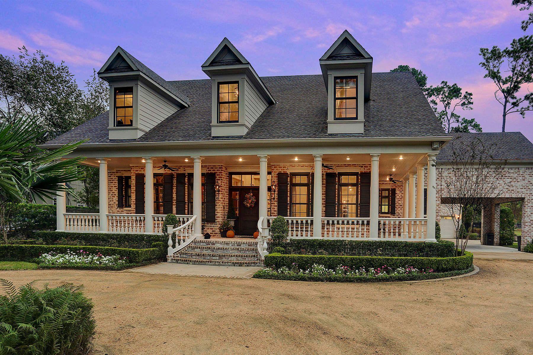 Частный односемейный дом для того Продажа на 10930 Beinhorn Road Houston, Техас, 77024 Соединенные Штаты