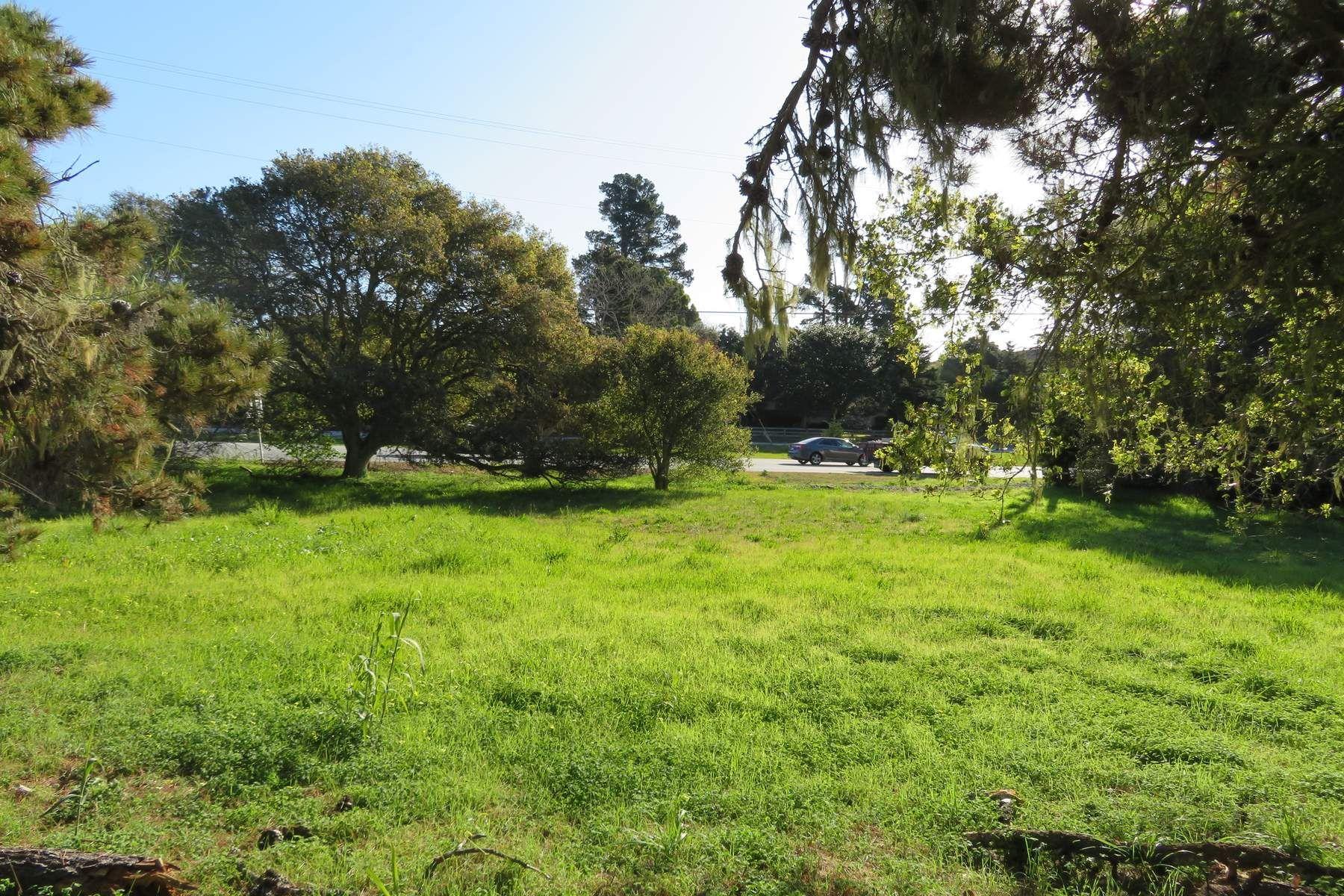 Земля для того Продажа на Oversized Vacant Carmel Lot 25260 Highway 1, Lot 4a & 5a, Carmel, Калифорния, 93923 Соединенные Штаты