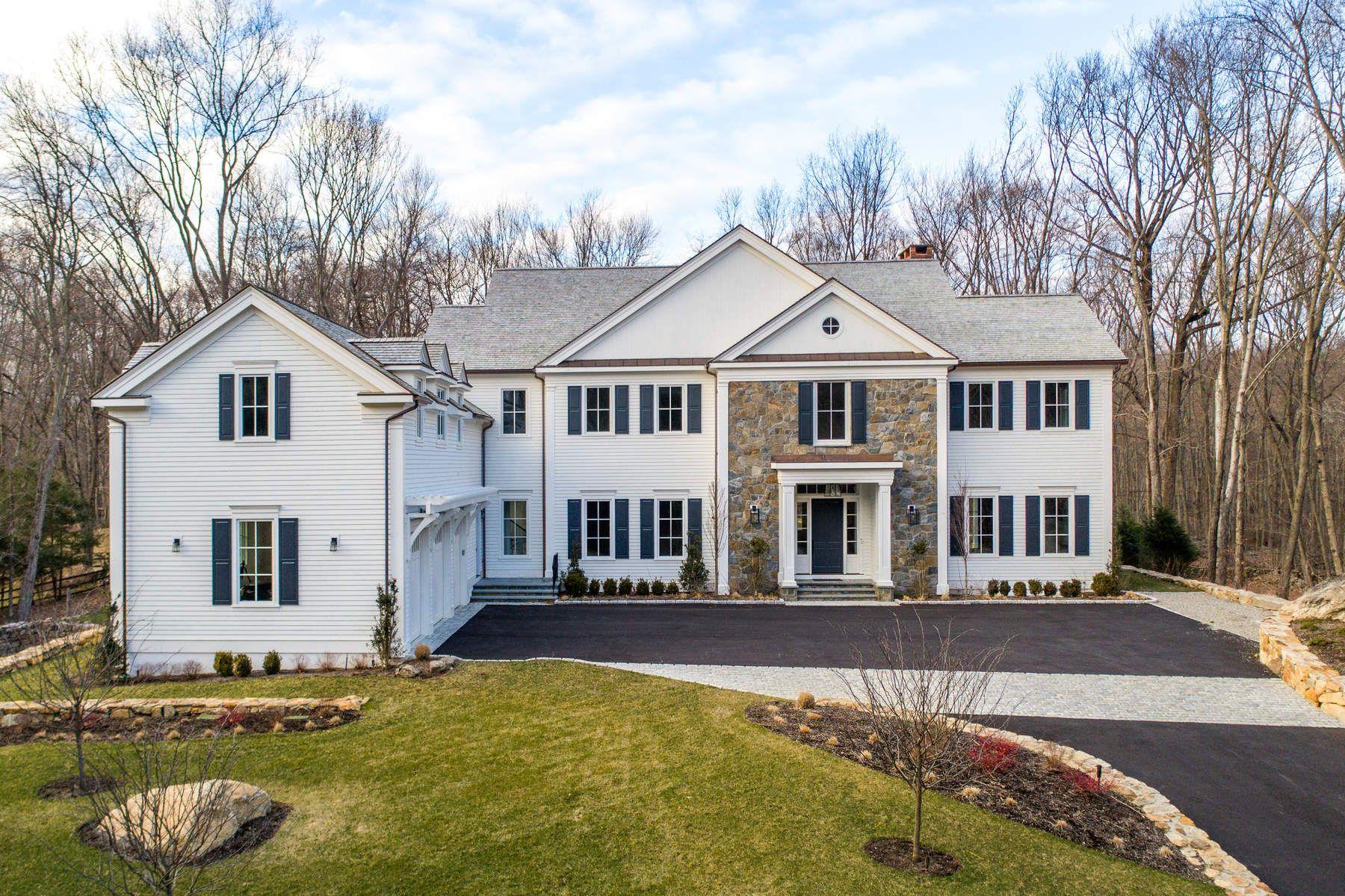 Casa Unifamiliar por un Venta en 19 North Porchuck Road Backcountry, Greenwich, Connecticut, 06831 Estados Unidos