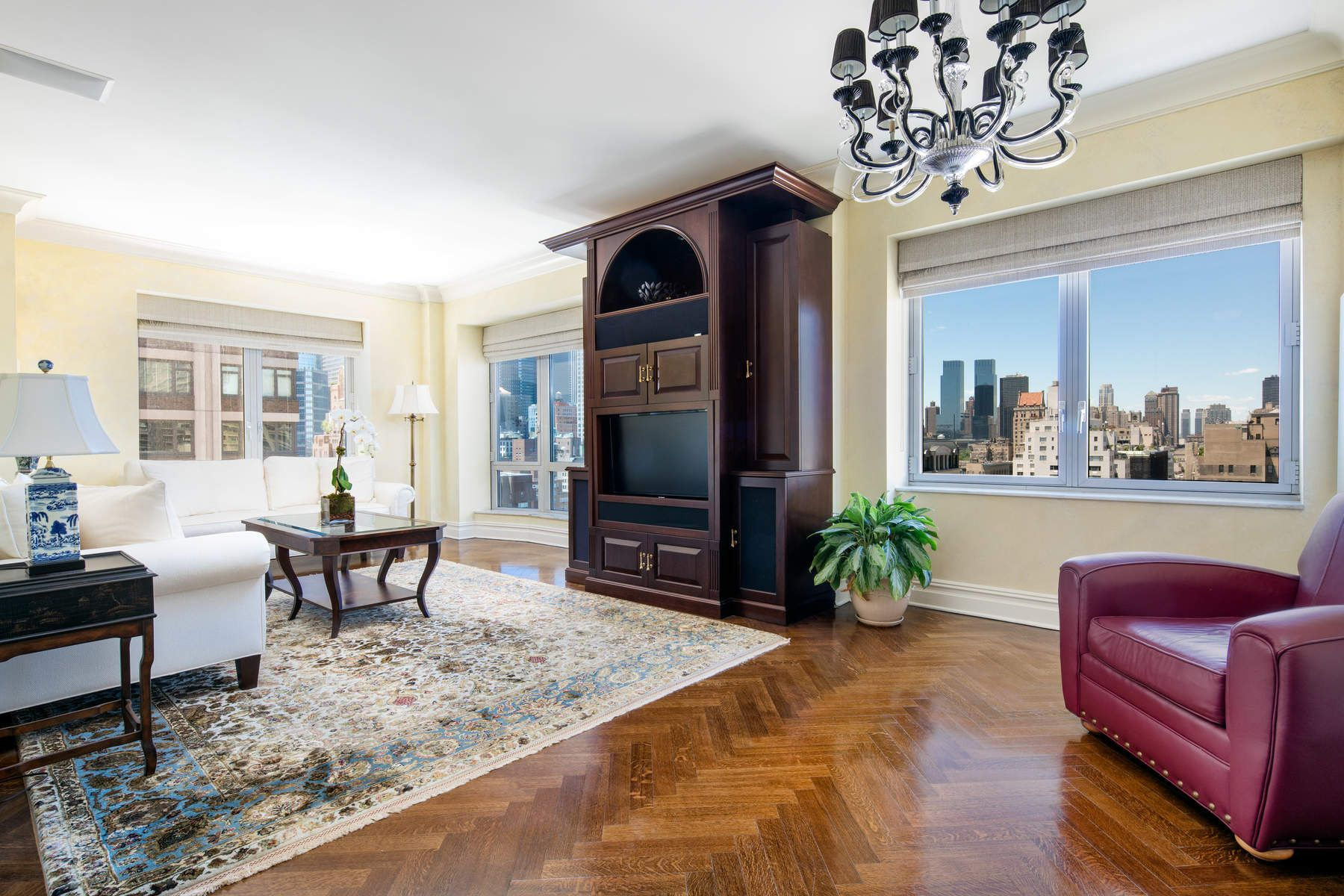 Condominio por un Alquiler en 181 East 65th Street, 17A 181 East 65th Street 17A New York, Nueva York 10065 Estados Unidos