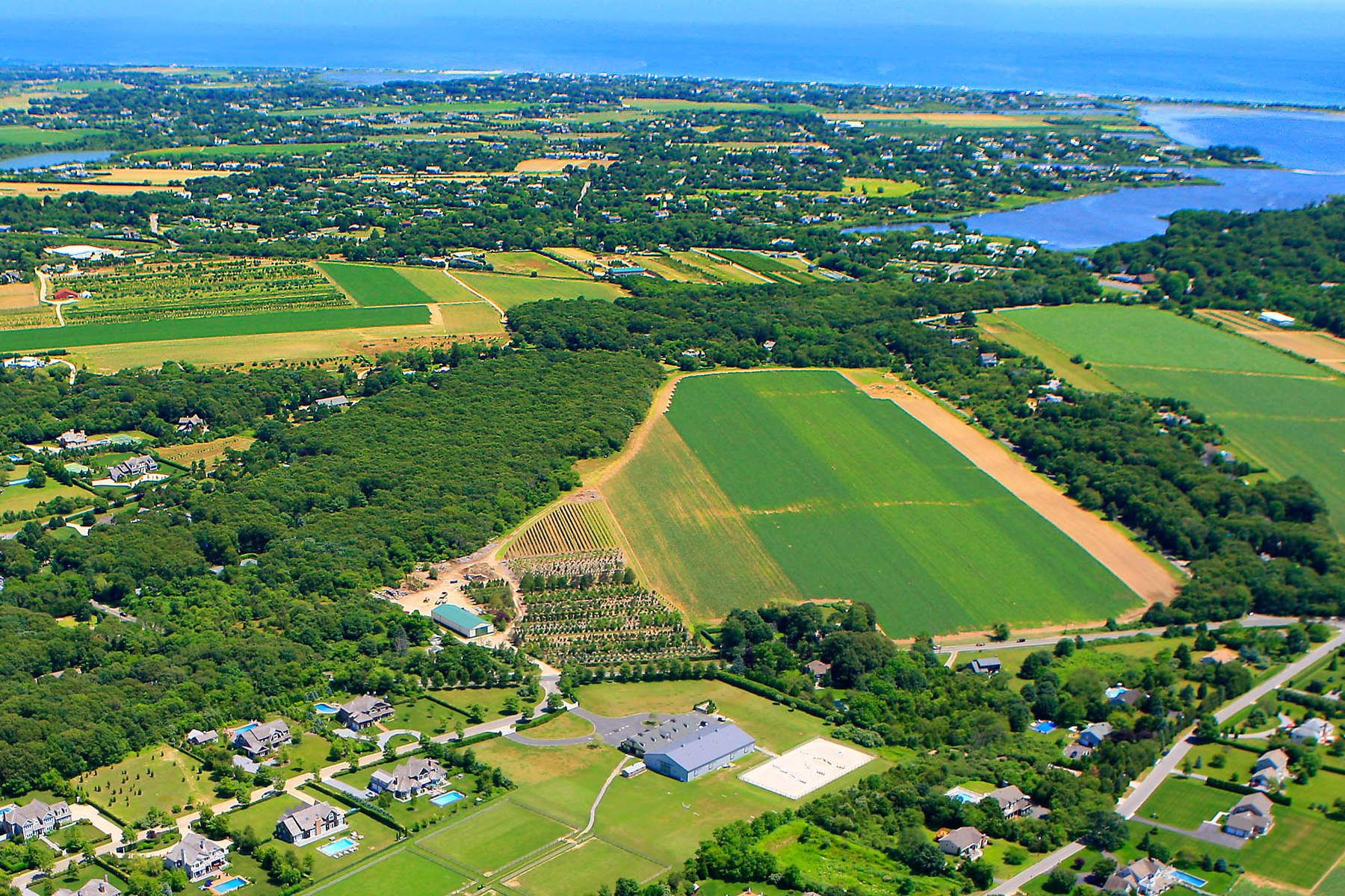 Land for Sale at Water Mill Twenty One Acre Reserve 60 Scuttle Hole Road, Bridgehampton, New York, 11932 United States