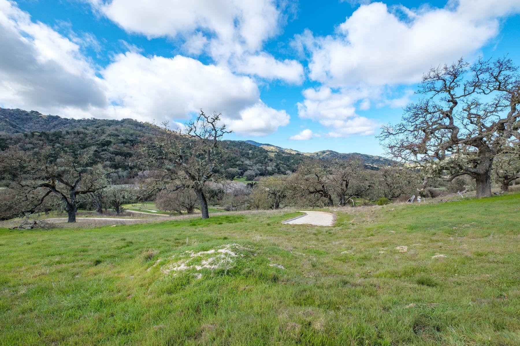 토지 용 매매 에 Panoramic Golf Course View Parcel 33800 Robinson Canyon Road, Carmel, 캘리포니아, 93924 미국