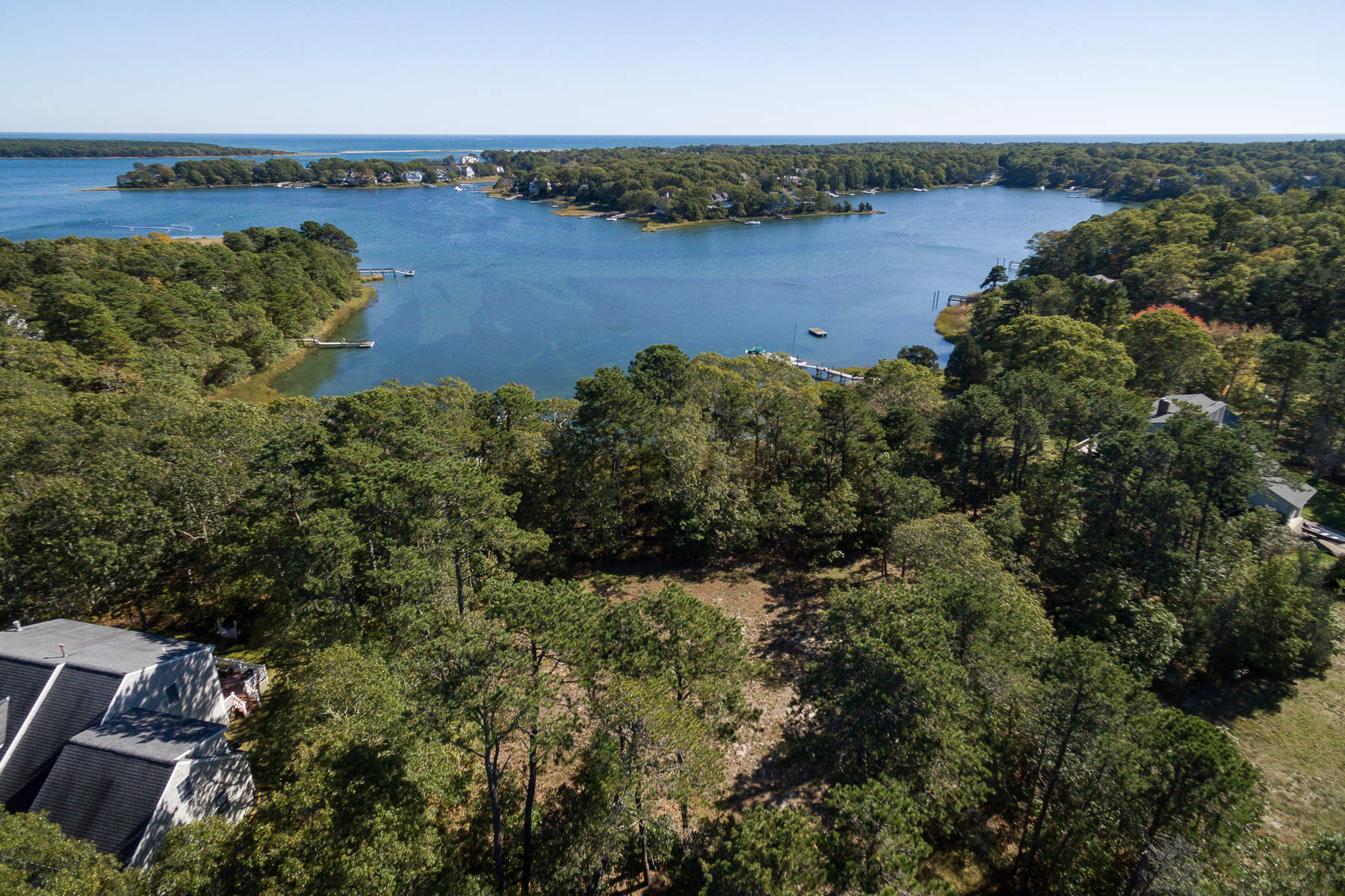 Land for Active at 9 Ockway Bay, Mashpee, MA 9 Ockway Bay Mashpee, Massachusetts 02649 United States