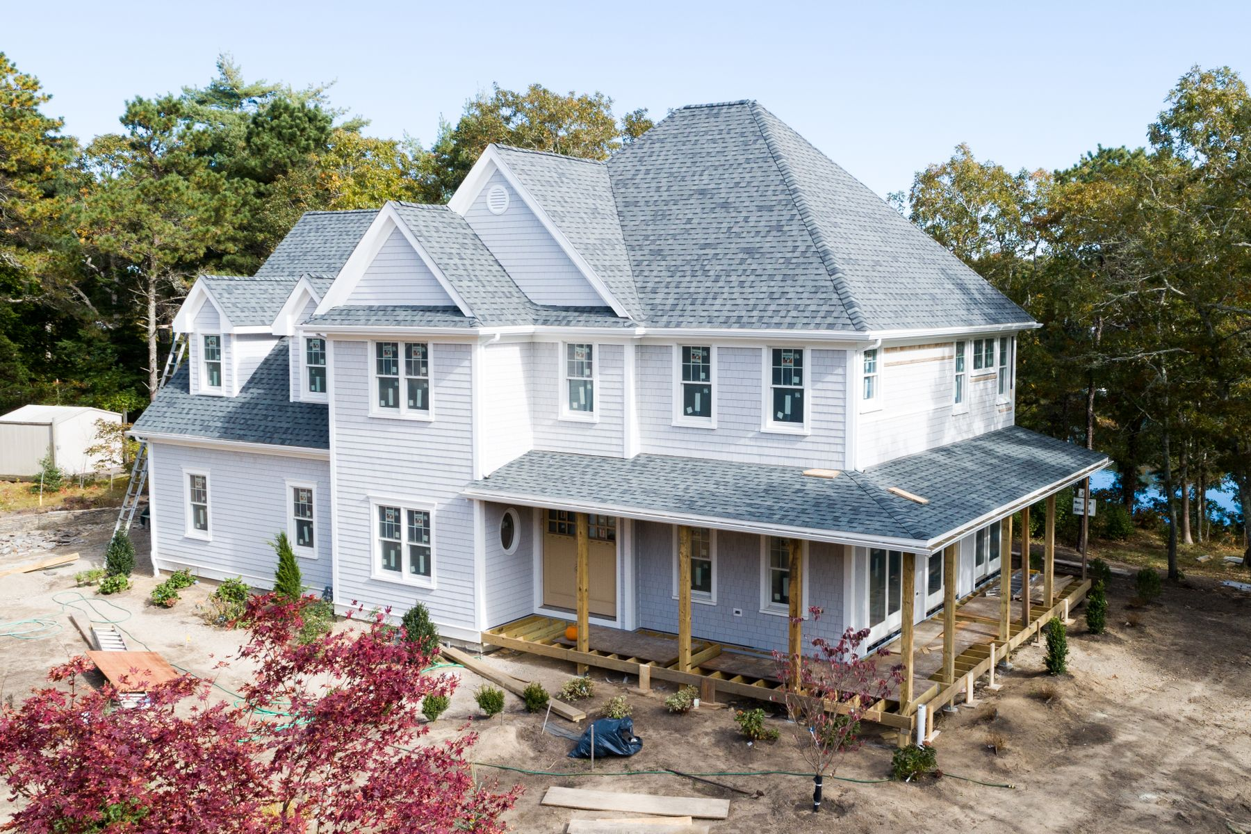 Single Family Home for Active at 51 Tobey Lane East Falmouth, Massachusetts 02536 United States