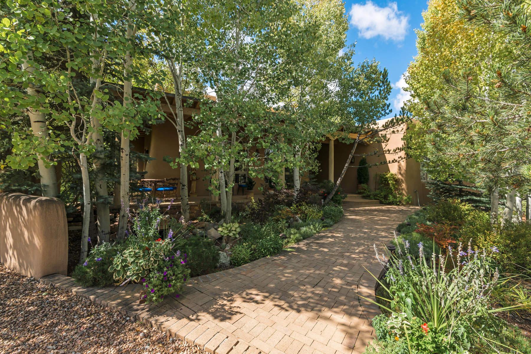 Single Family Home for Sale at 720 Camino Cabra Santa Fe City Southeast, Santa Fe, New Mexico, 87505 United States