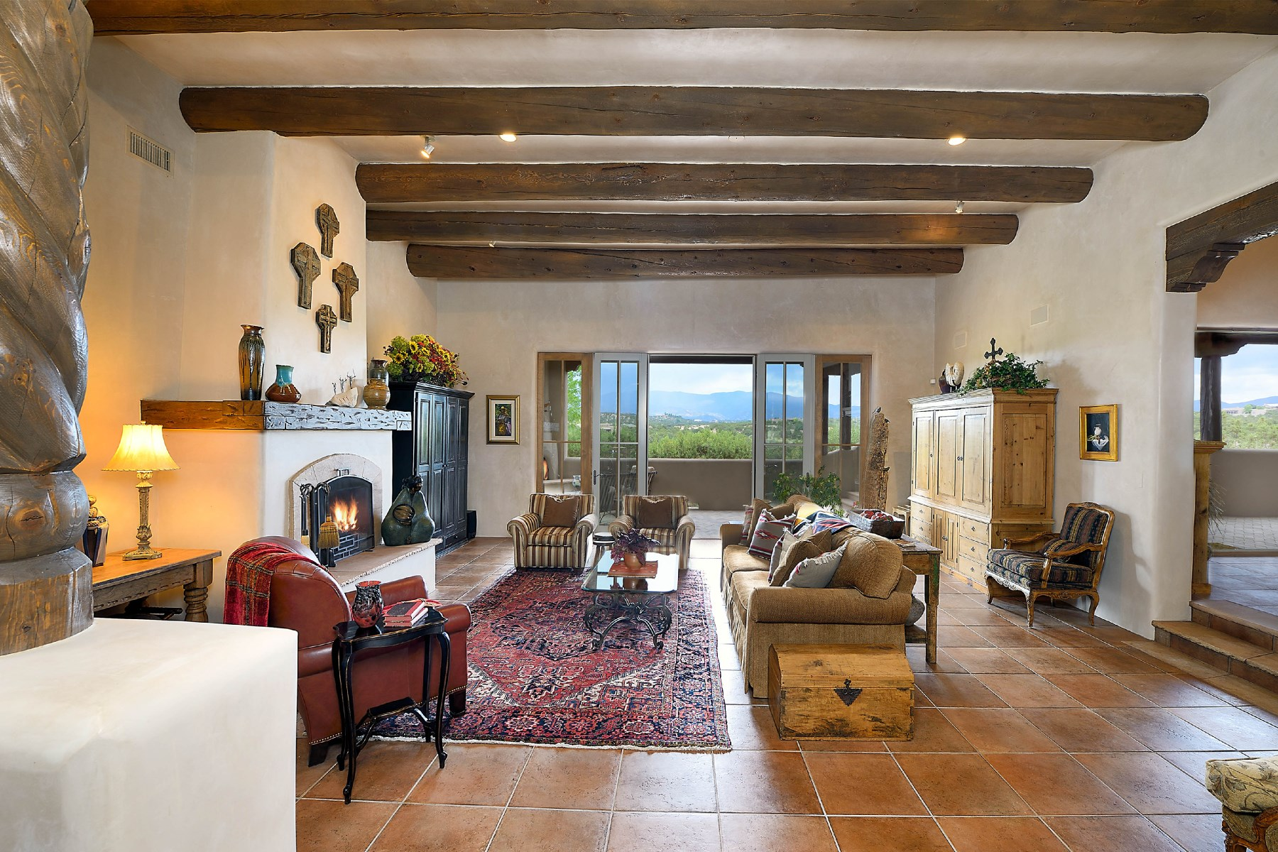 Single Family Home for Sale at 62 Star Dancer Trail Santa Fe, New Mexico, 87506 United States