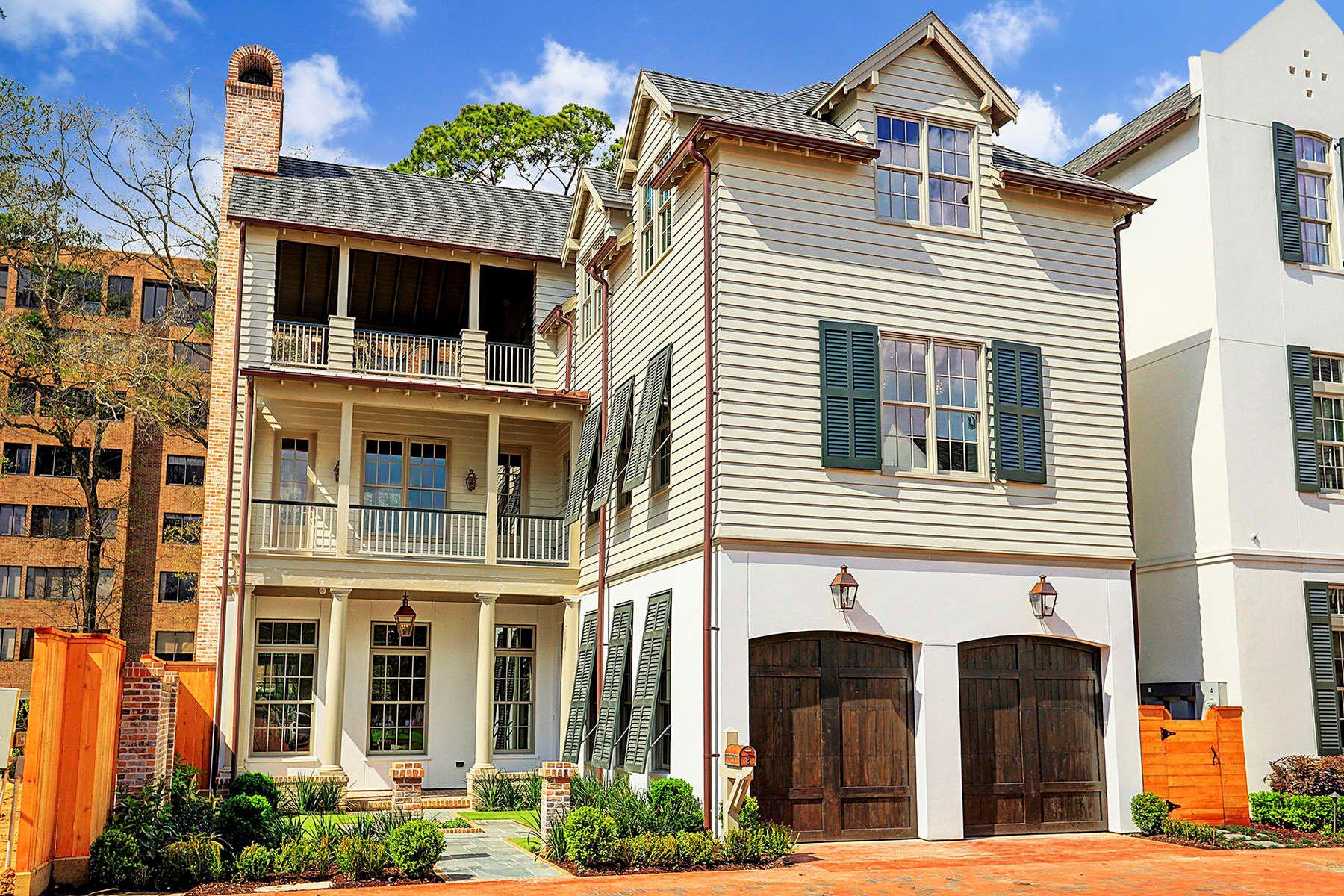 独户住宅 为 销售 在 20 Audubon Hollow Lane 休斯顿, 得克萨斯州, 77027 美国