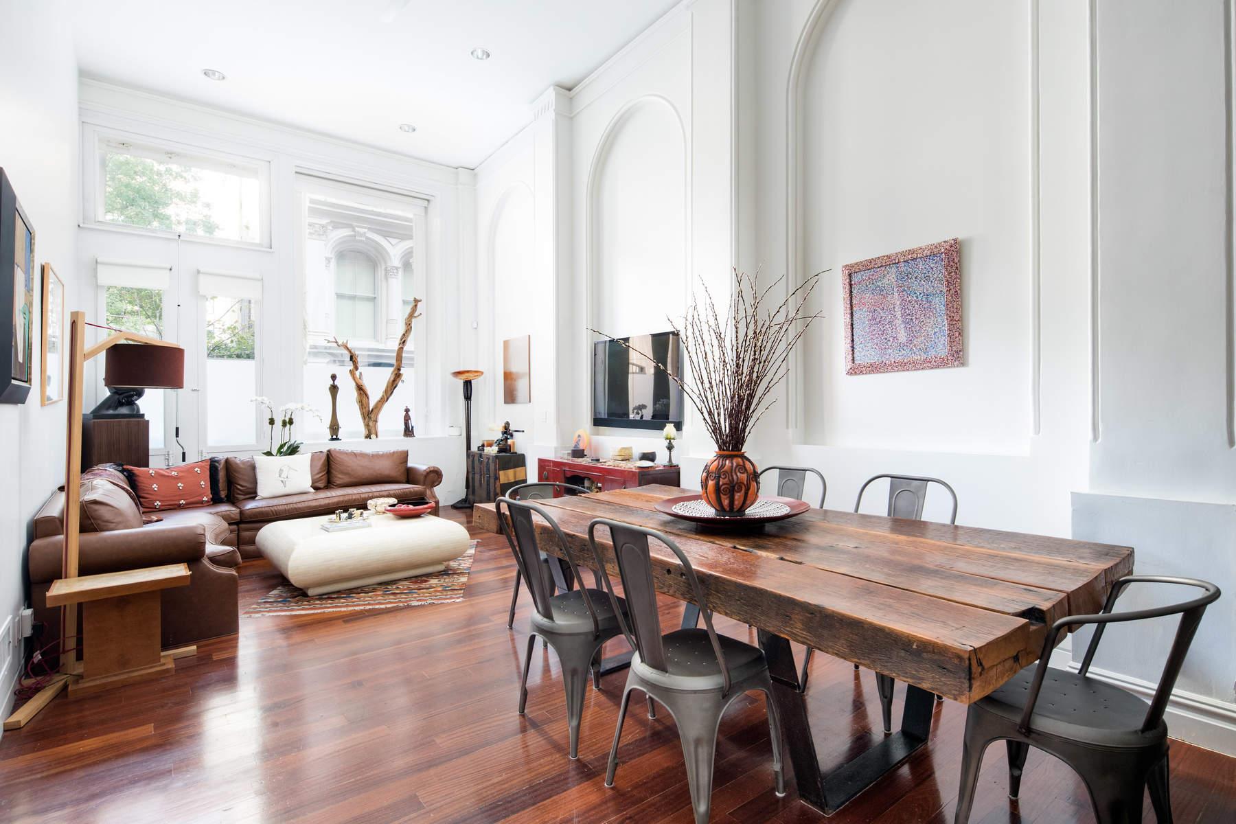 共管式独立产权公寓 为 销售 在 8 Thomas Street, Apt 1 8 Thomas Street Apt 1, Tribeca, 纽约, 纽约州, 10007 美国