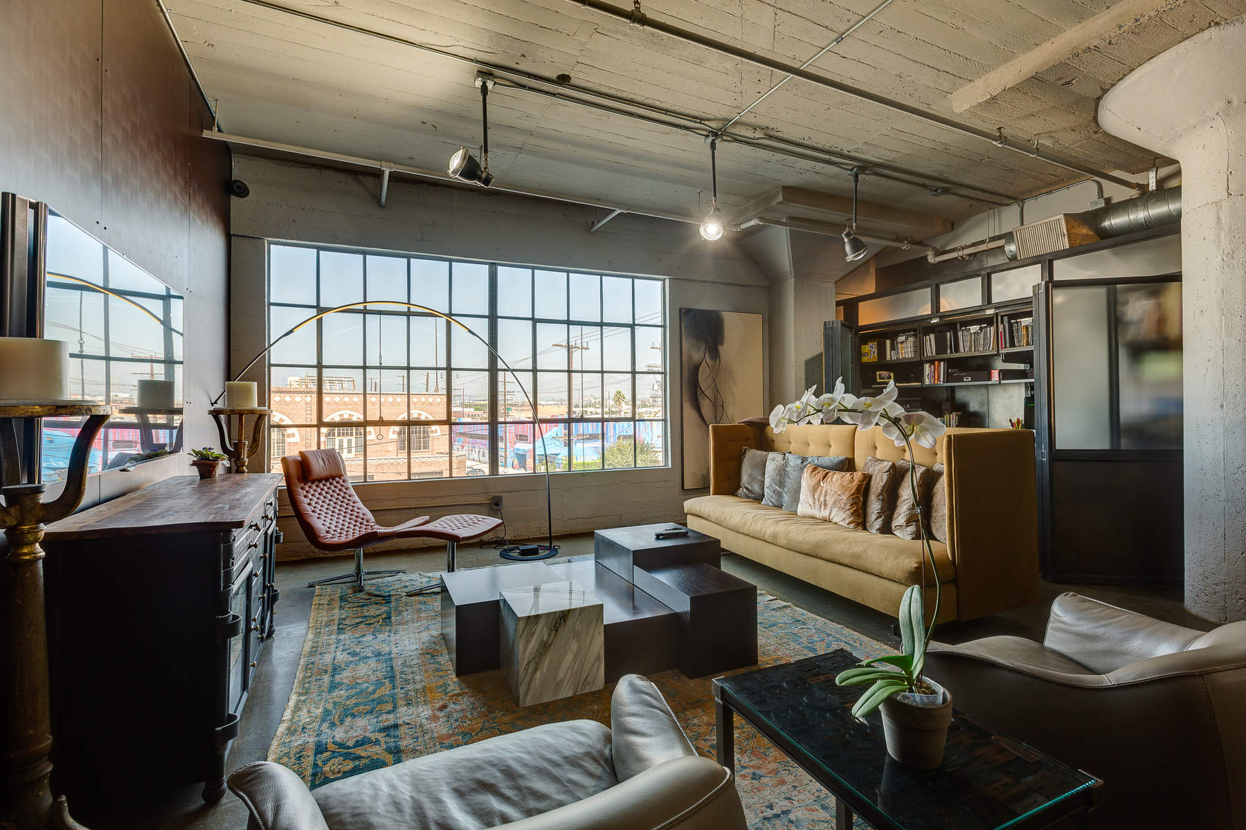 Condominium for Sale at Arts District Toy Factory Designer Loft 1855 Industrial Street Unit 418 Los Angeles, California 90021 United States