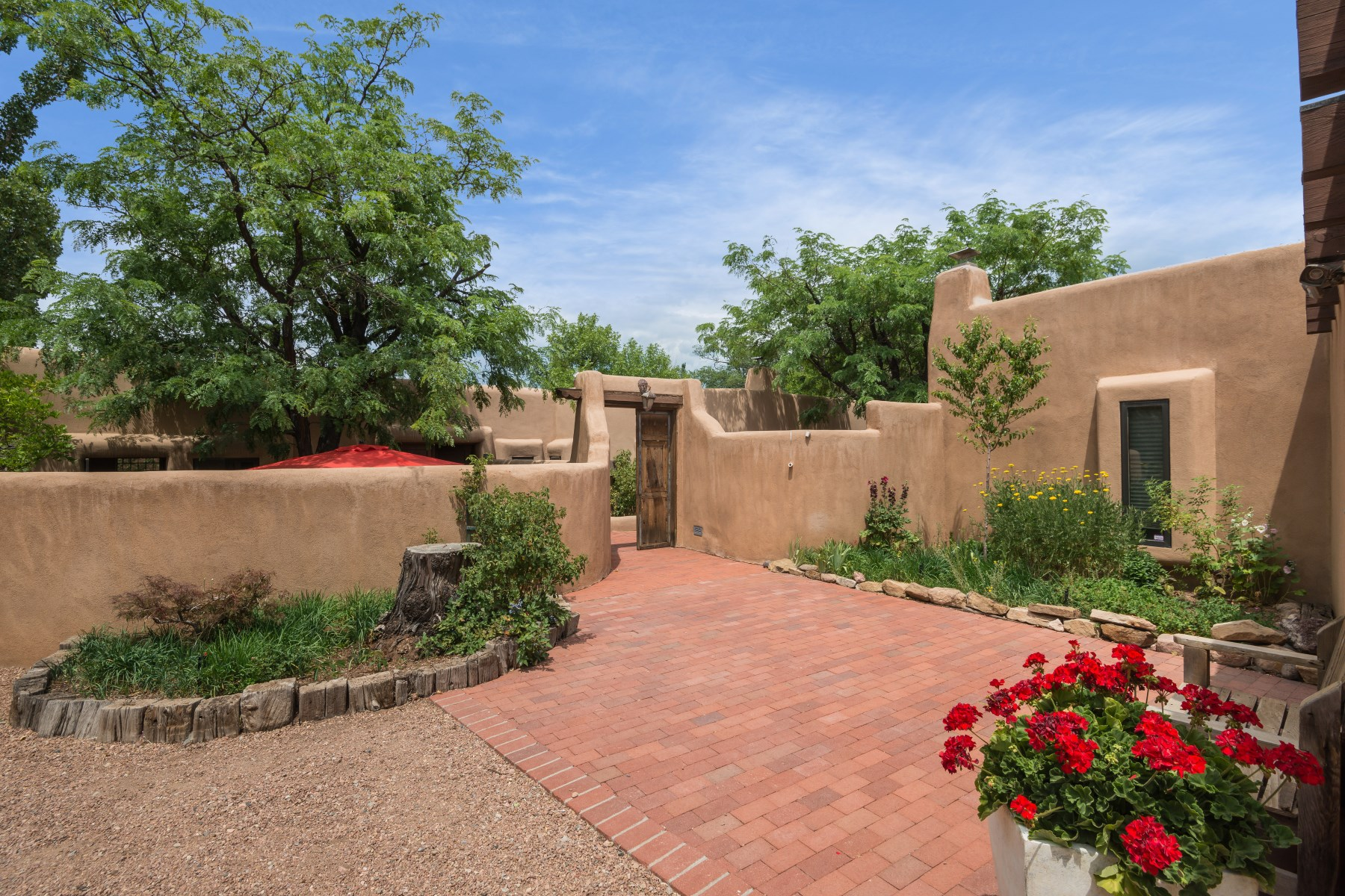 Single Family Home for Sale at Camino Ranchitos Santa Fe, New Mexico, 87505 United States