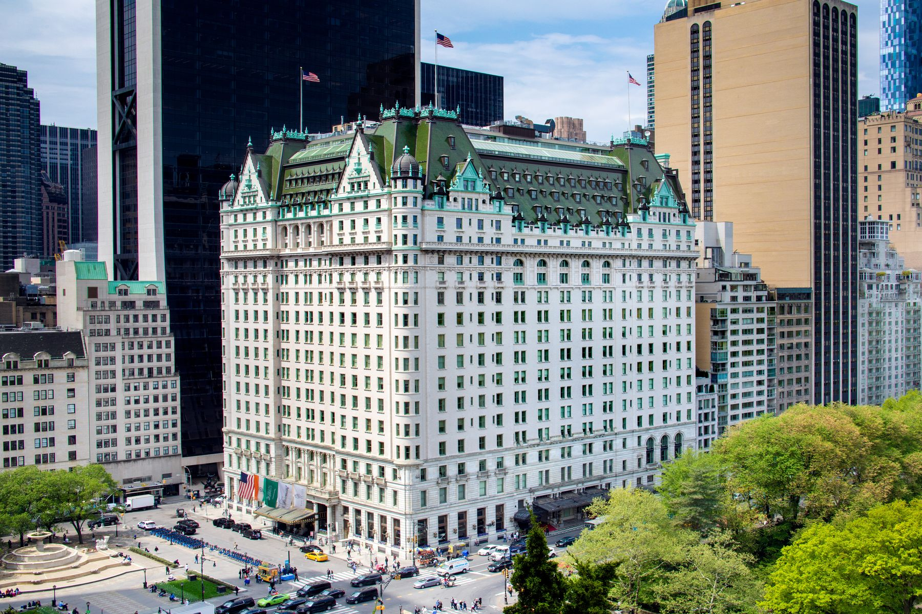 Property for Sale at The Plaza Hotel Condo 768 Fifth Avenue 1241 New York, New York 10019 United States