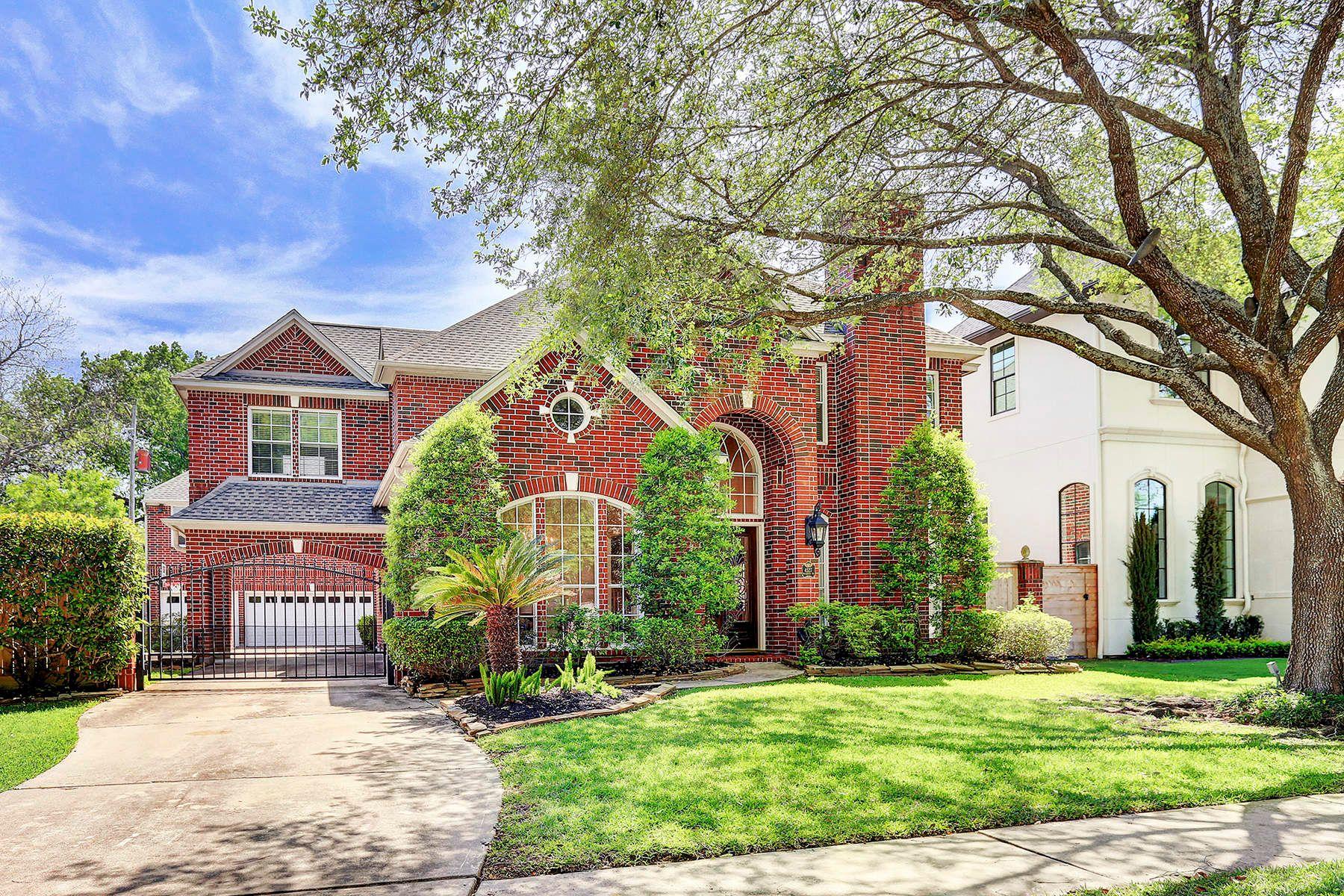 단독 가정 주택 용 매매 에 4527 Braeburn Drive Bellaire, 텍사스, 77401 미국