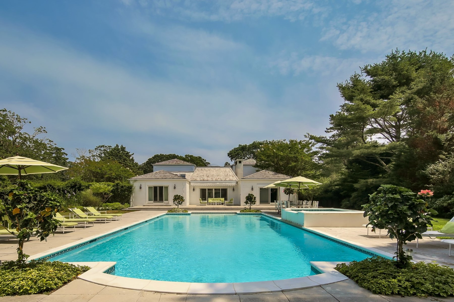 Single Family Home for Rent at Mid Century Georgica Estate East Hampton, New York 11937 United States
