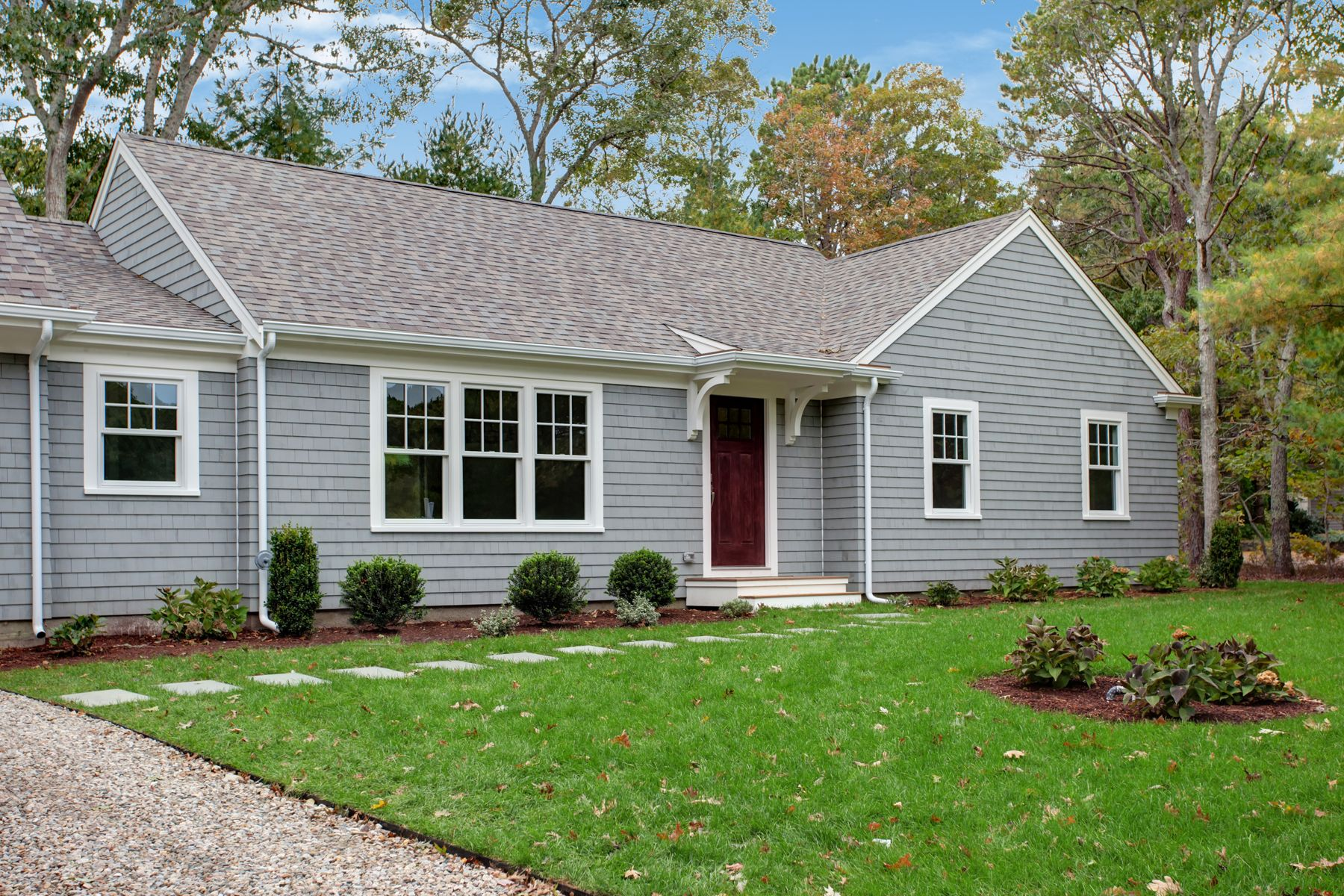 Single Family Home for Active at Open Concept Living 4 By-The-Green Way Mashpee, Massachusetts 02639 United States