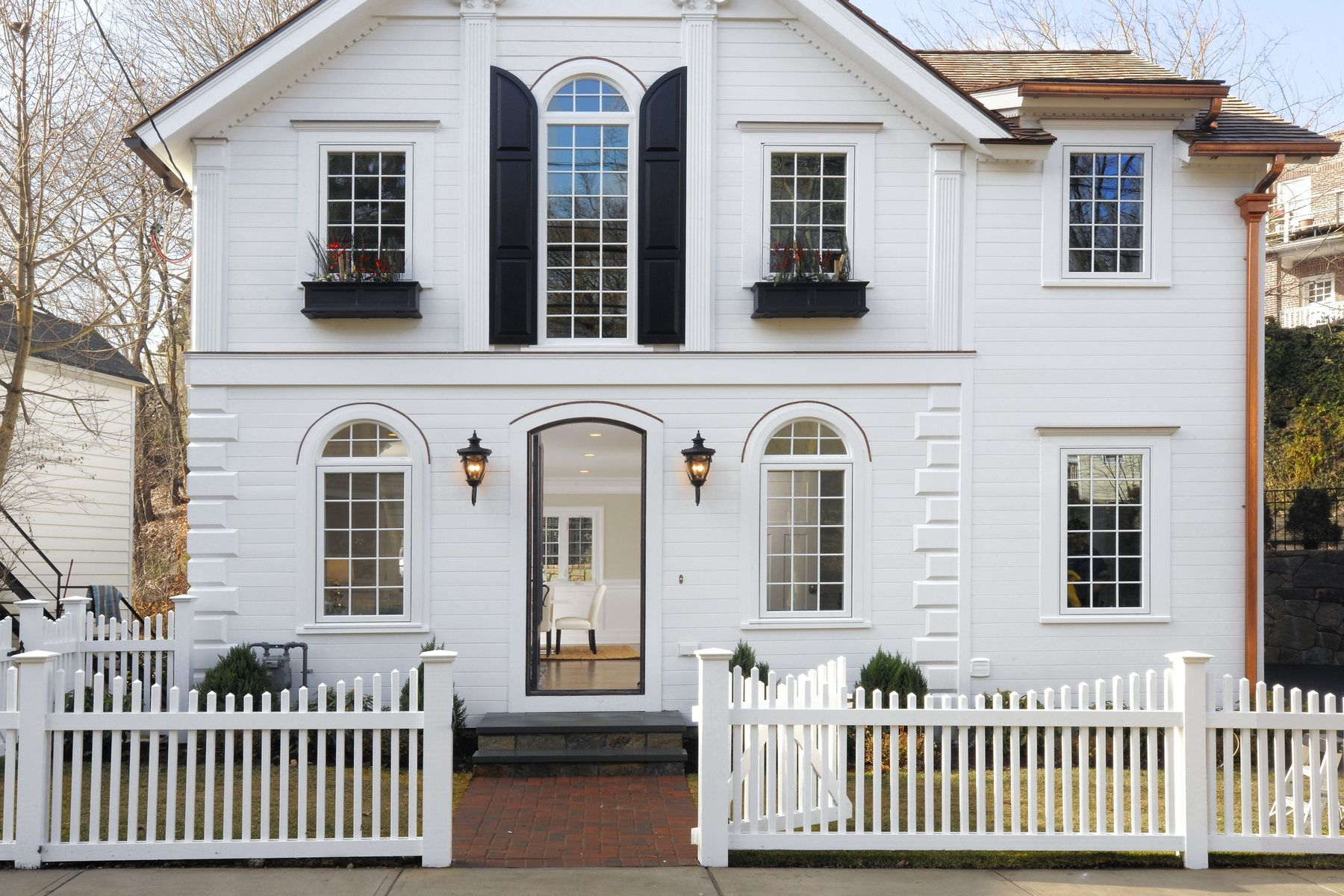 Property for Sale at In-Town Renovated Single Family 200 Davis Avenue Greenwich, Connecticut 06830 United States
