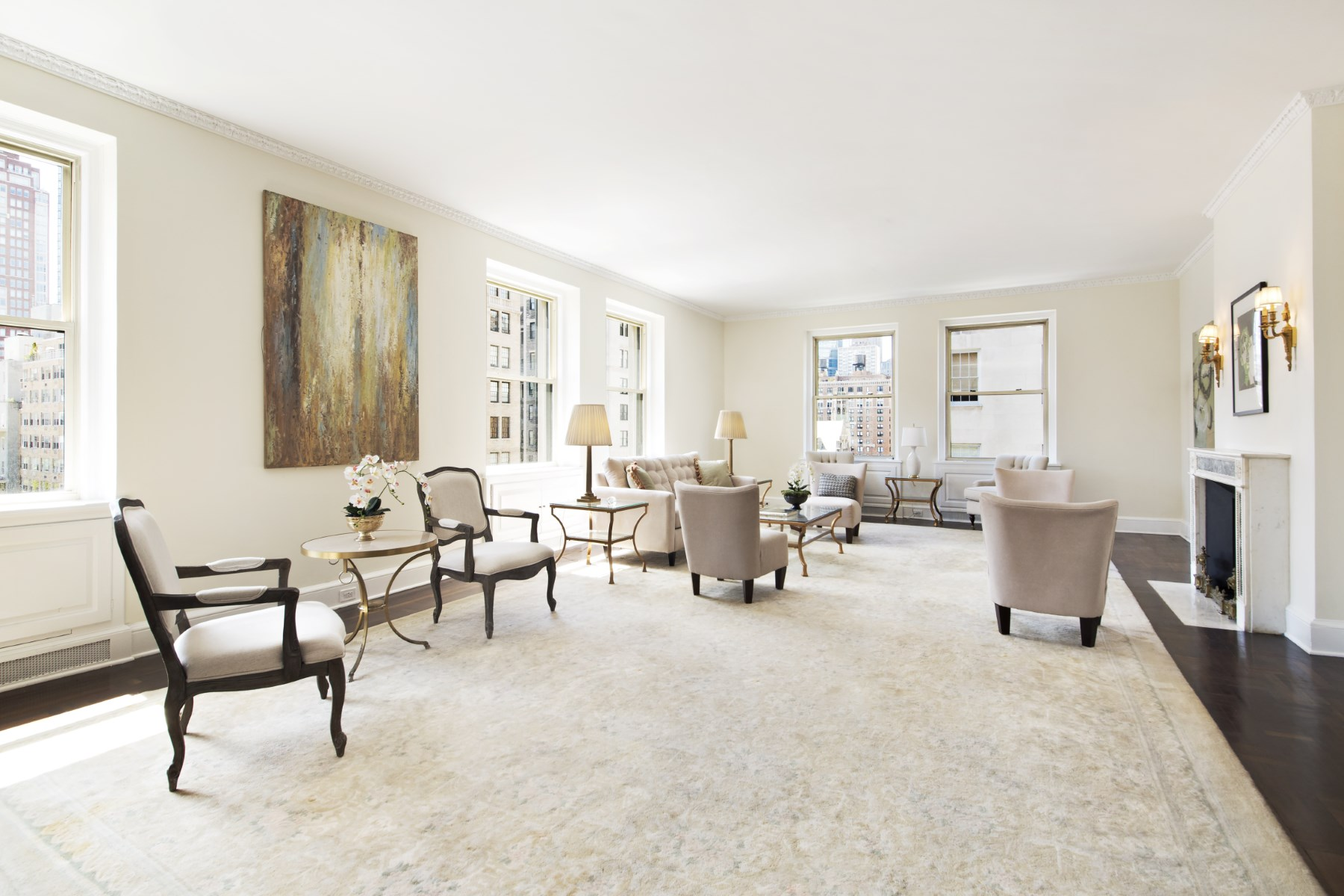 Co-op for Sale at 640 Park Avenue 640 Park Avenue Fl 7 Upper East Side, New York, New York, 10065 United States