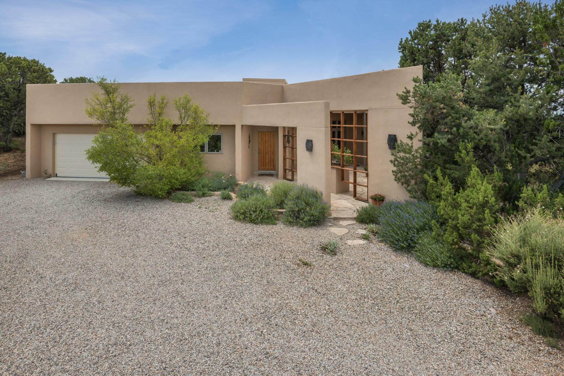 Single Family Home for Sale at 3116 Vista Sandia Northwest Of City Limits, Santa Fe, New Mexico, 87506 United States