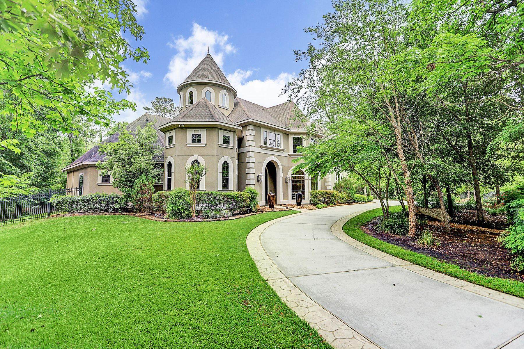 Single Family Homes for Sale at 99 Tranquil Path Spring, Texas 77380 United States