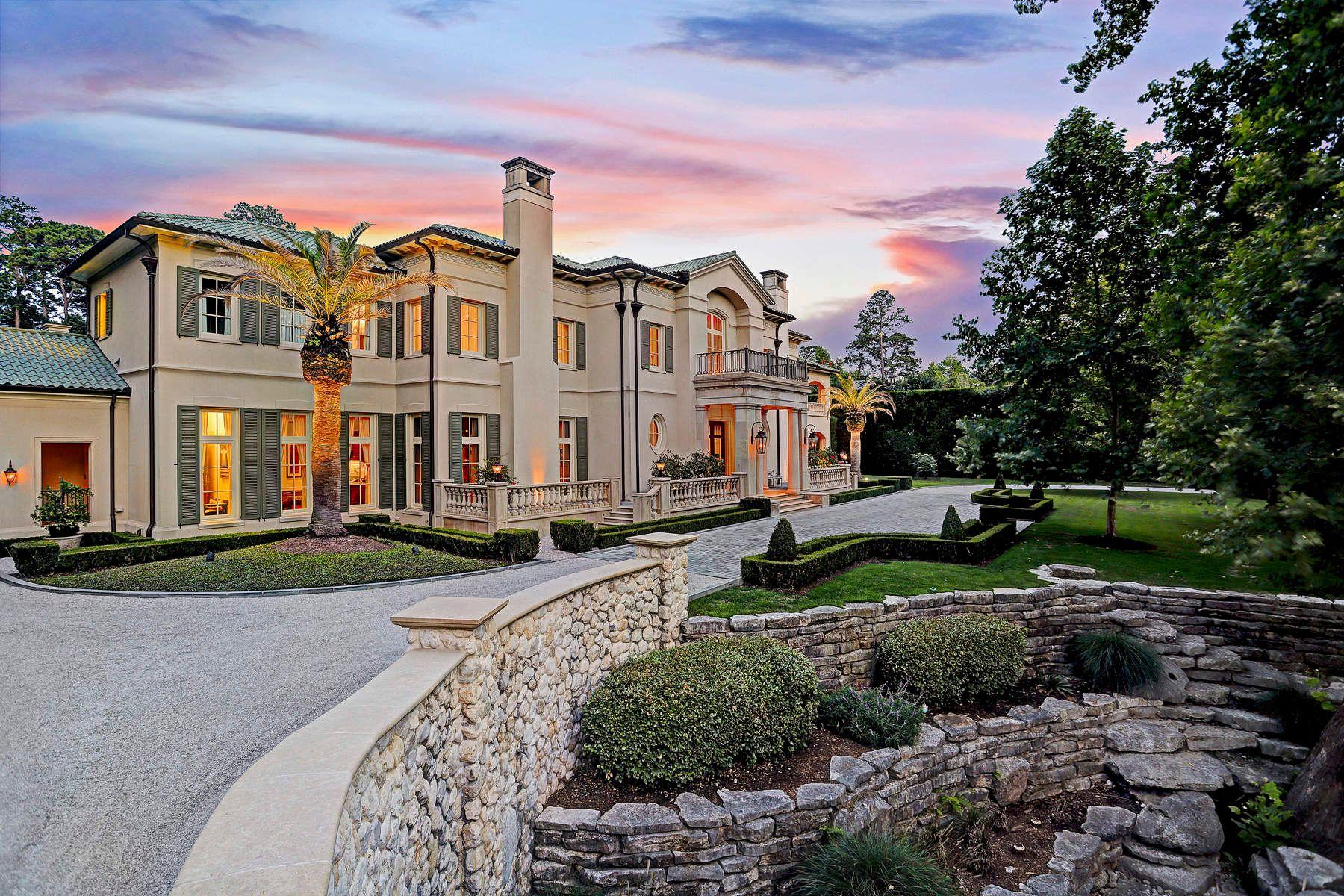 Single Family Homes 용 매매 에 526 West Friar Tuck Lane - Houston, 텍사스 77024 미국