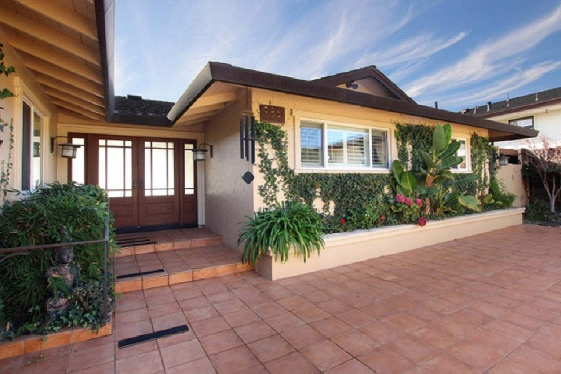 Single Family Home for Sale at Oceanfront, White Water & Sand Views 986 Via Palo Alto Aptos, California 95003 United States