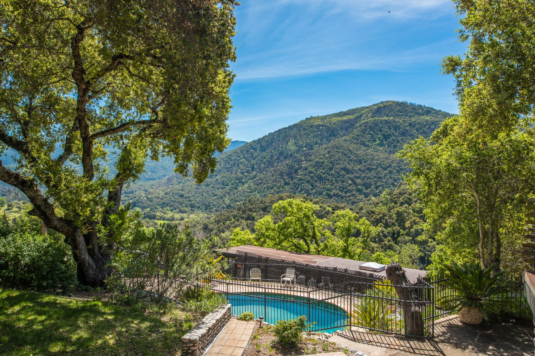 Other Residential for Sale at Carmel Valley Sprawling Retreat 17717 Cachagua Road Carmel Valley, California, 93924 United States