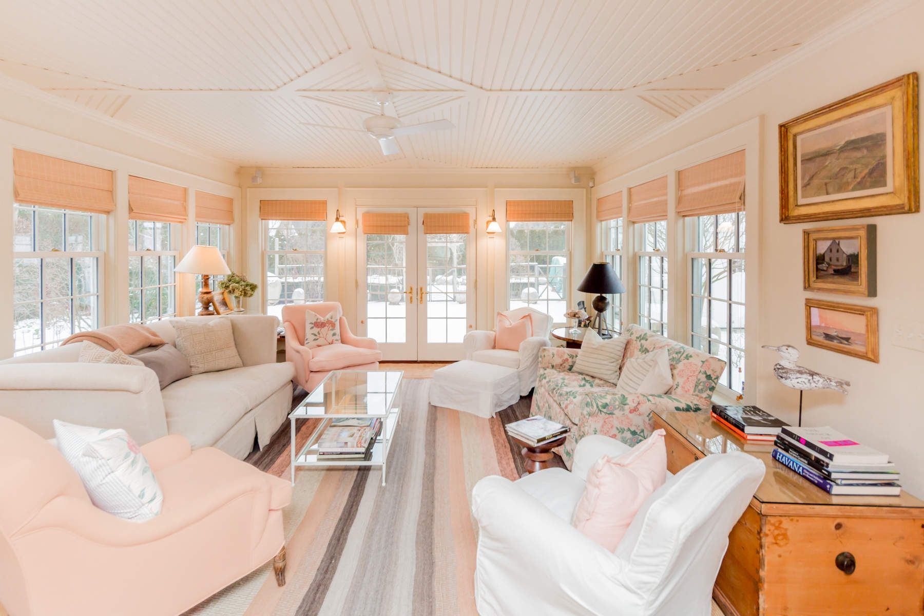 Single Family Home for Rent at Village Beauty Pool & Garden 88 Buell Lane East Hampton, New York 11937 United States