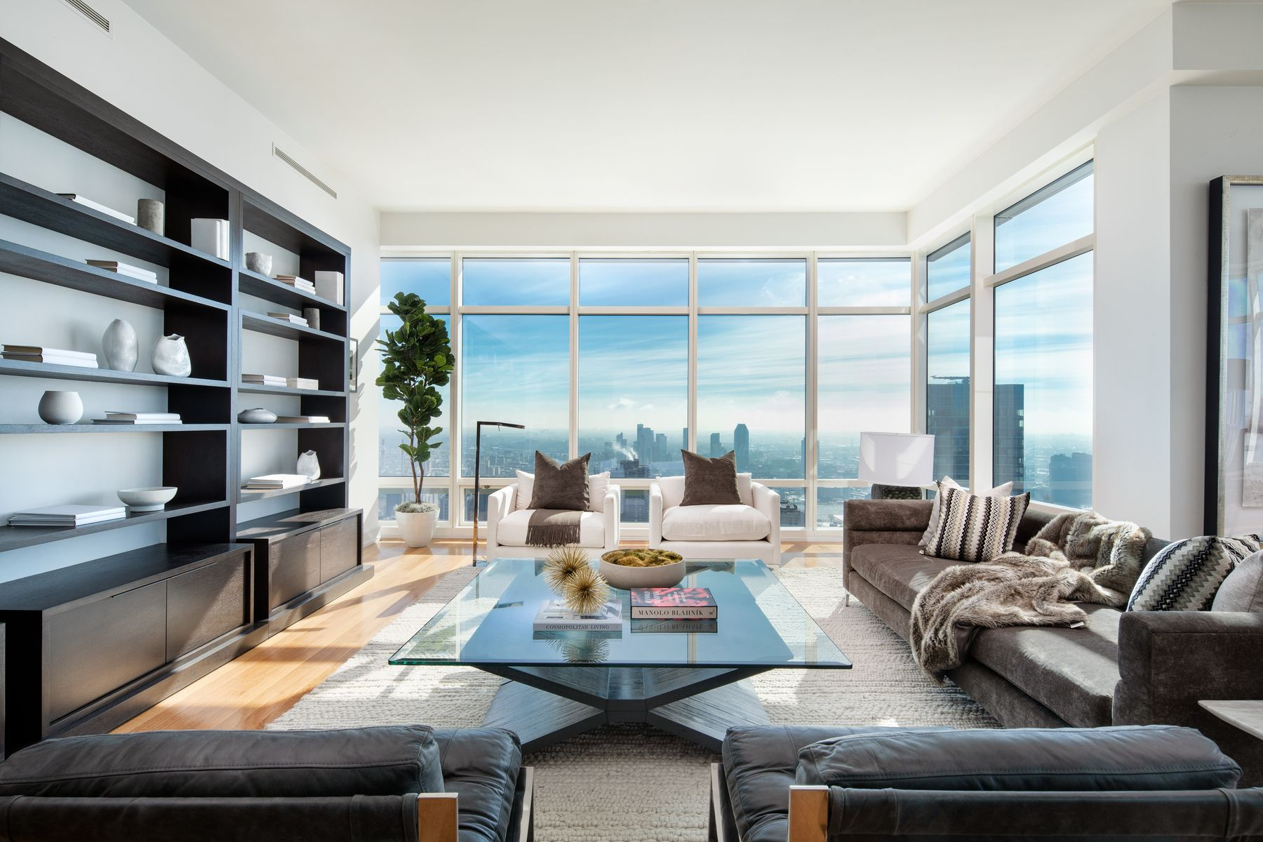 Condominiums for Sale at One Beacon Court 151 East 58th Street 46C New York, New York 10022 United States