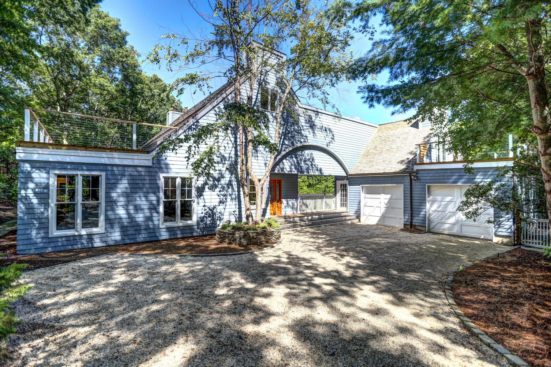 Single Family Home for Rent at NORTHSIDE HILLS PERFECTION Sag Harbor, New York 11963 United States