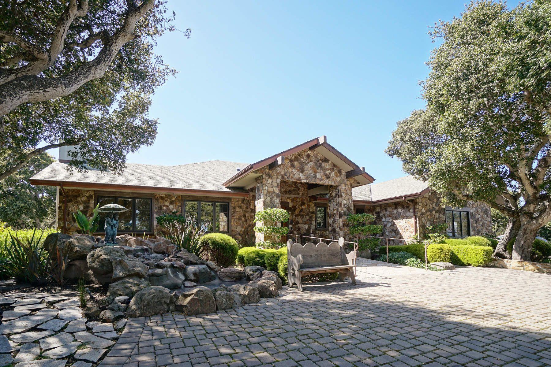 一戸建て のために 売買 アット Quail Meadows Estate Compound in Carmel! 5452 Quail Meadows Drive, Carmel, カリフォルニア, 93923 アメリカ合衆国
