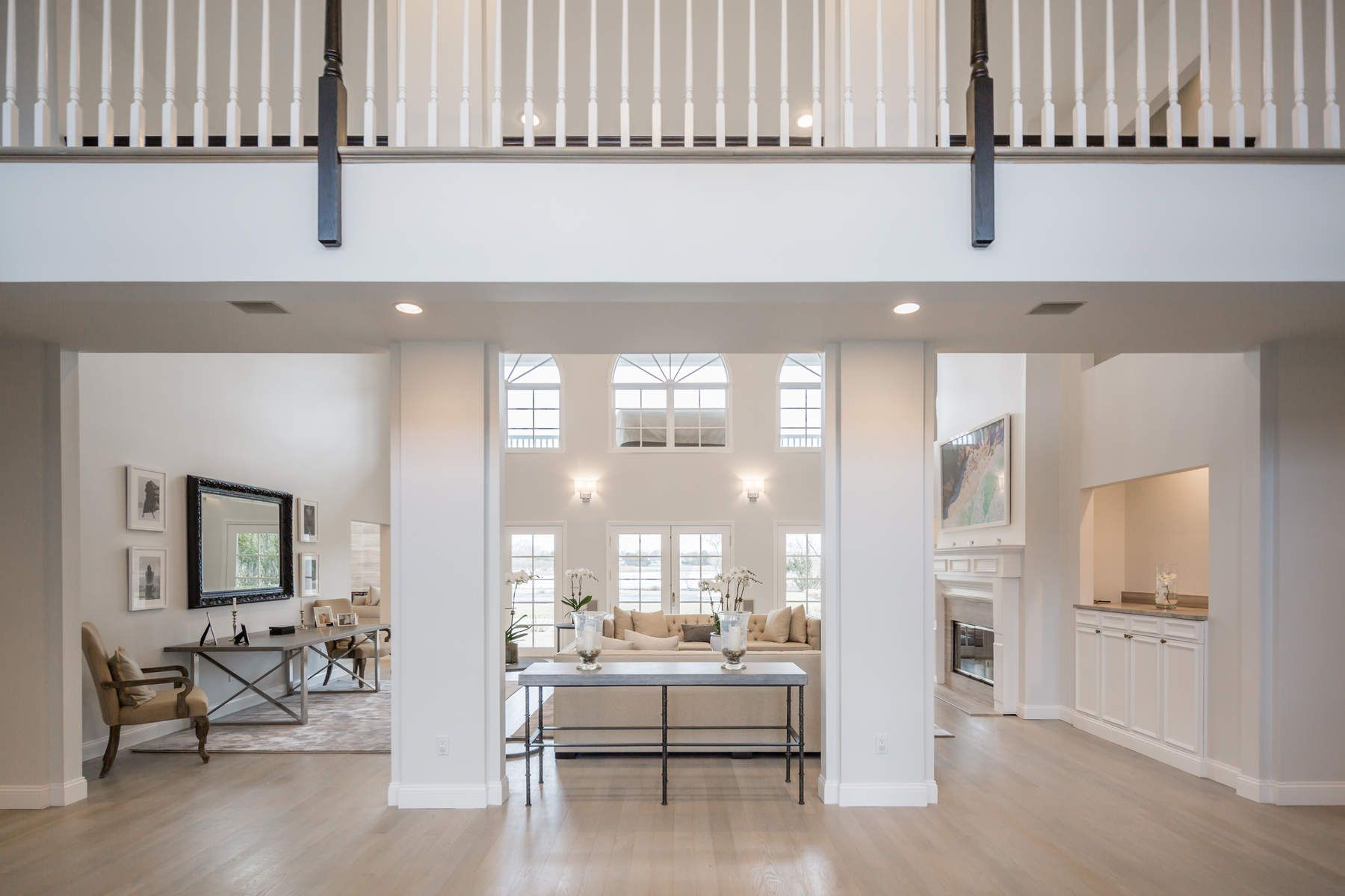 Single Family Home for Rent at 2018 Interior Renovation Just Completed Southampton, New York 11968 United States